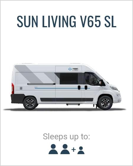 Sun Living V65 SL 2021