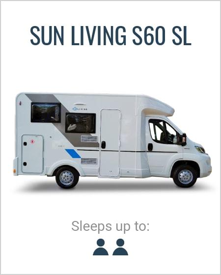Sun Living S60 SP 2021