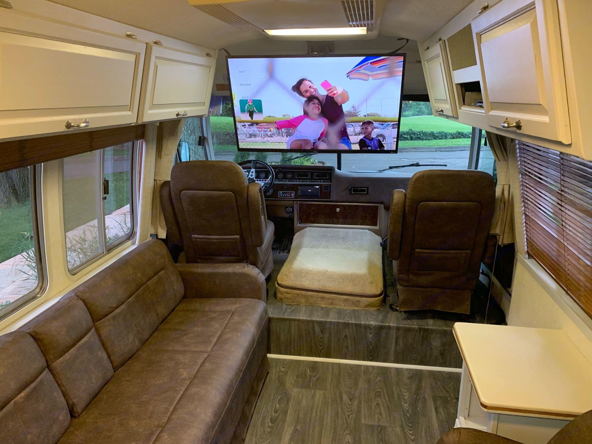 Airstream Classic 345 1986