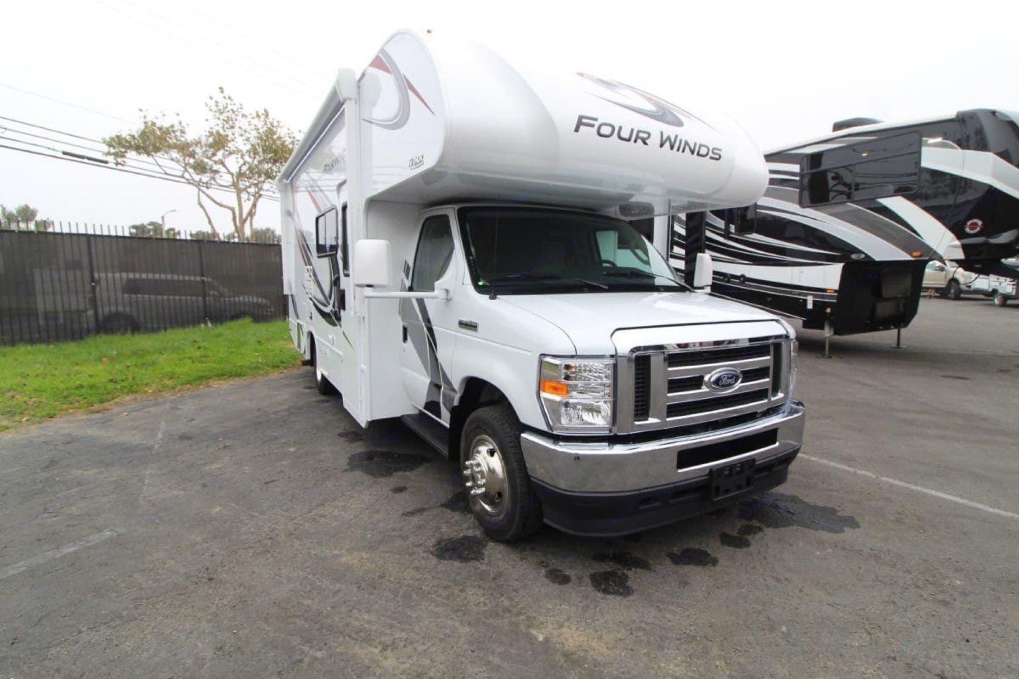 Ford Fourwinds 2021