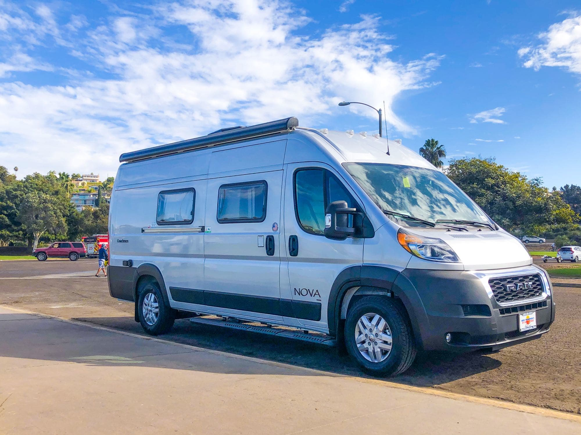 Equipped with a 13ft awning!. Coachmen 20RB 2021
