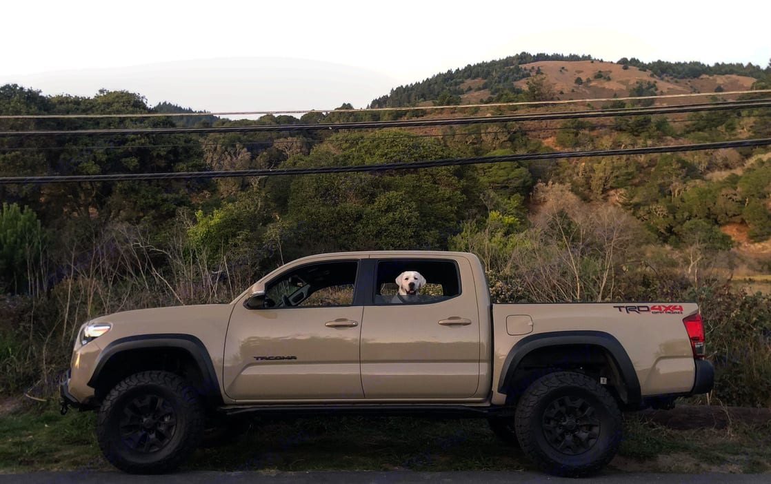 Toyota Tacoma TRD Off Road 2017