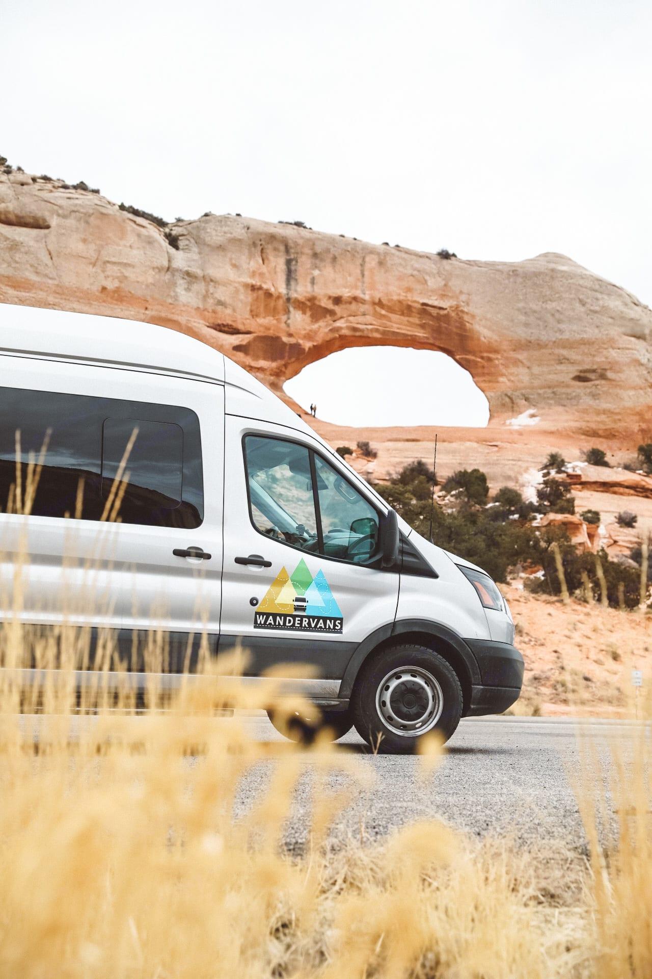 Desert Oasis. Ford Transit 2019