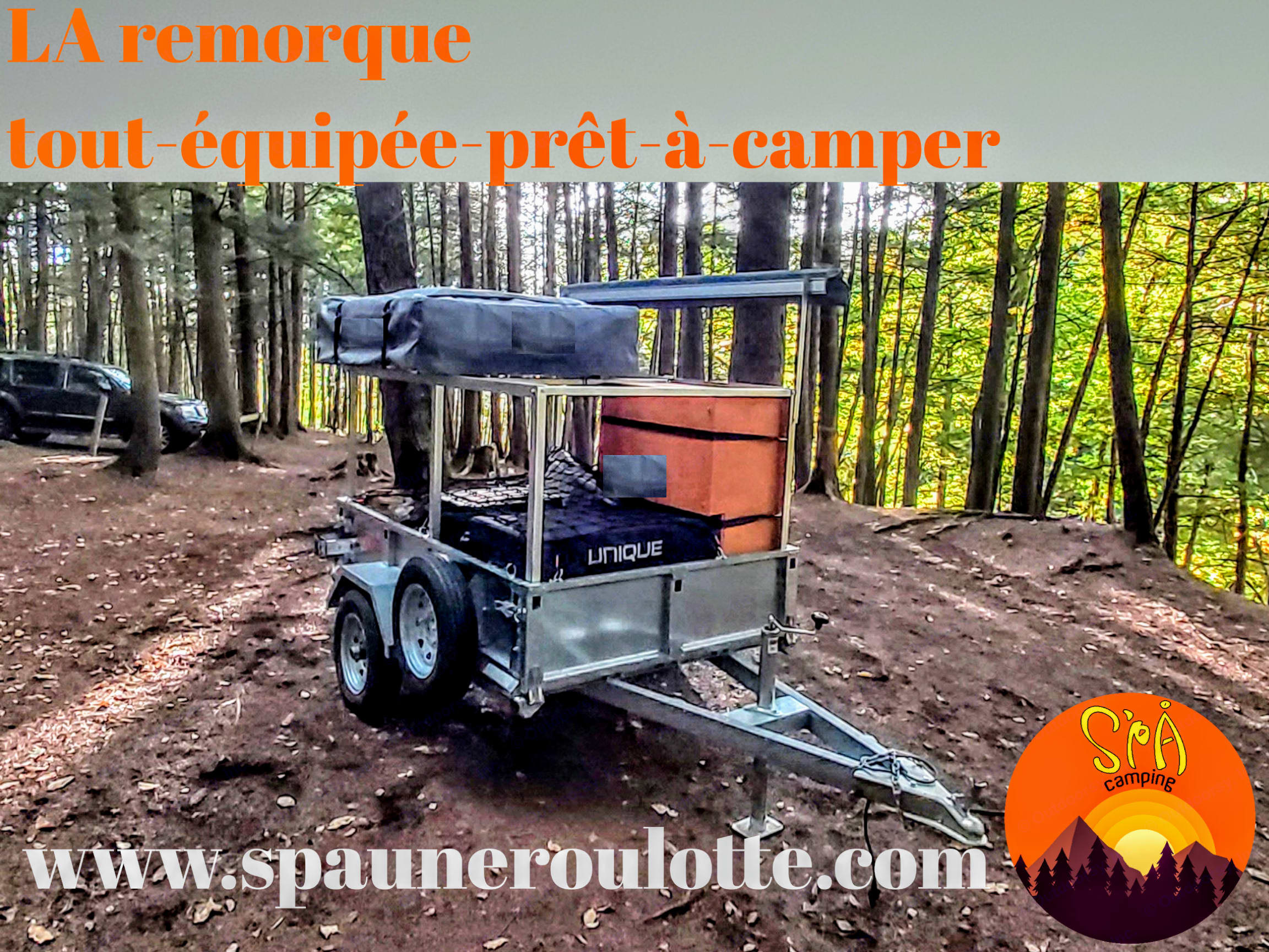 S'PA camping s'pa lourd 2020