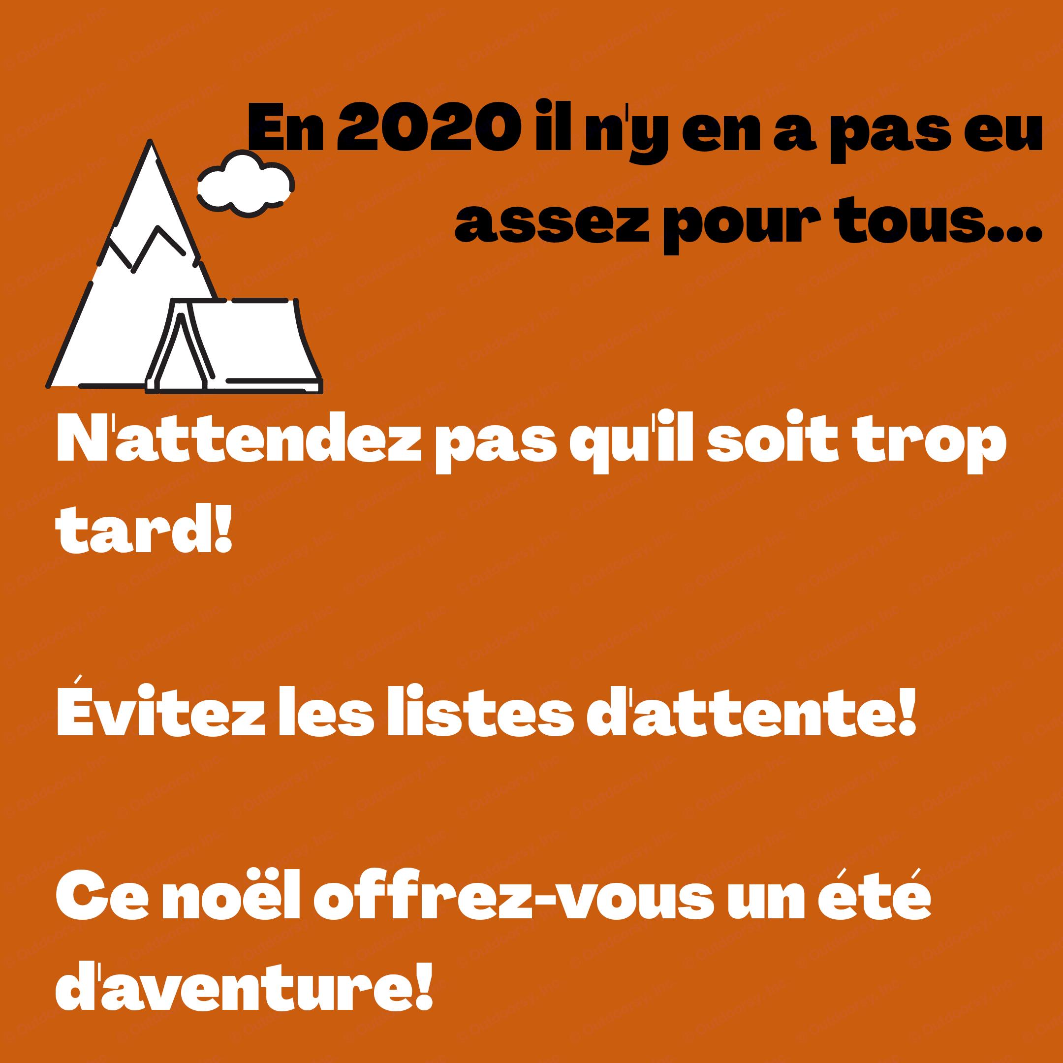 S'PA camping S'PAlourd ultra 2020