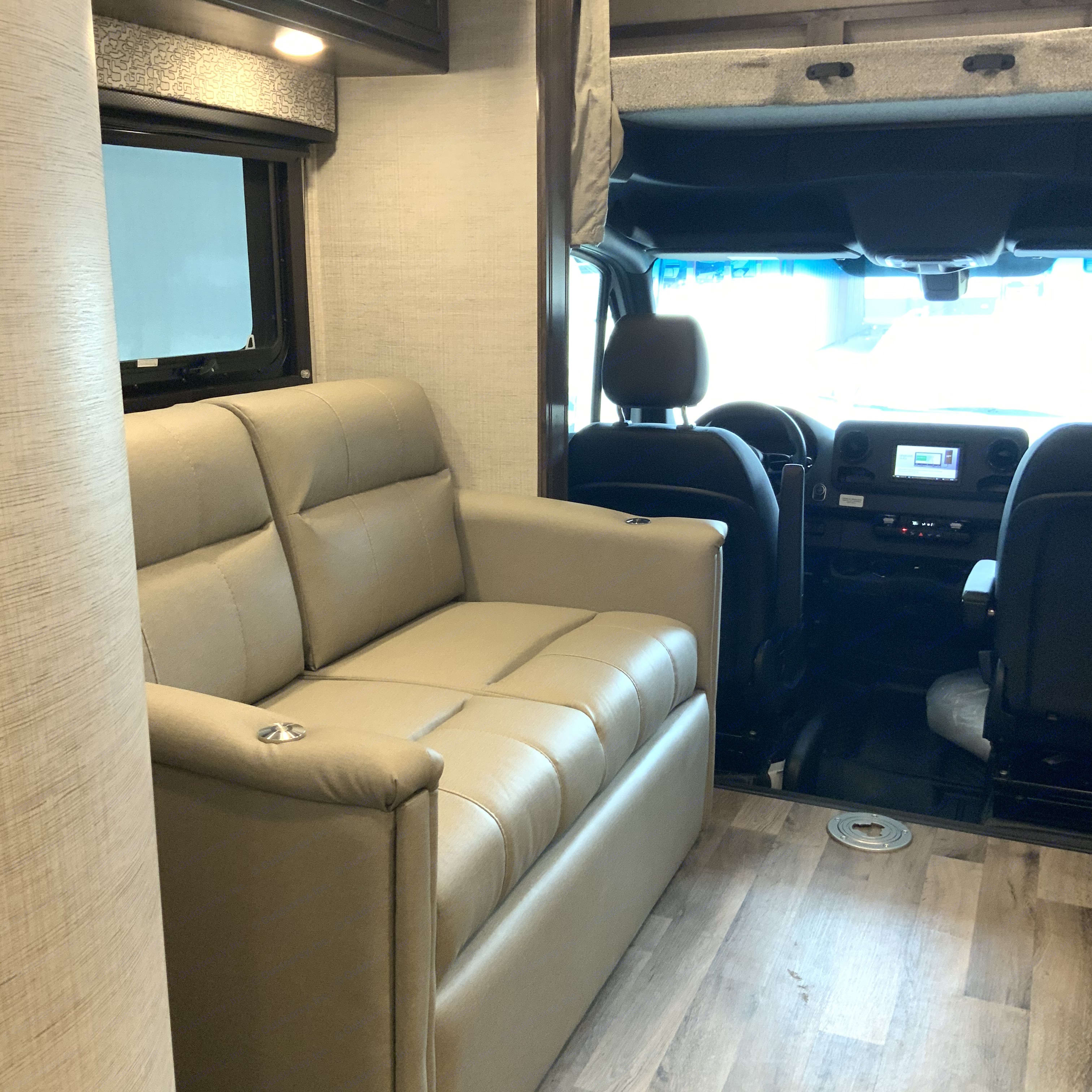 Sofa/Bed System w/tray holders. Mercedes-Benz Other 2021