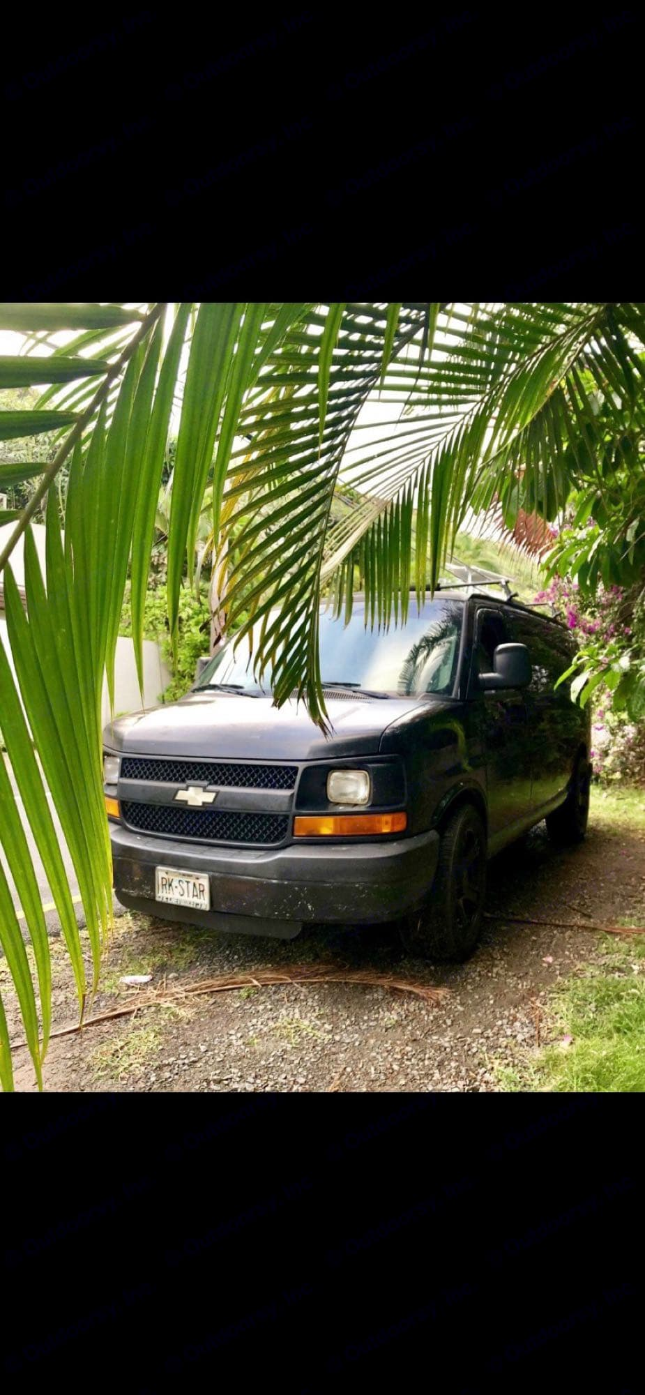 Chevrolet Open Road 2004
