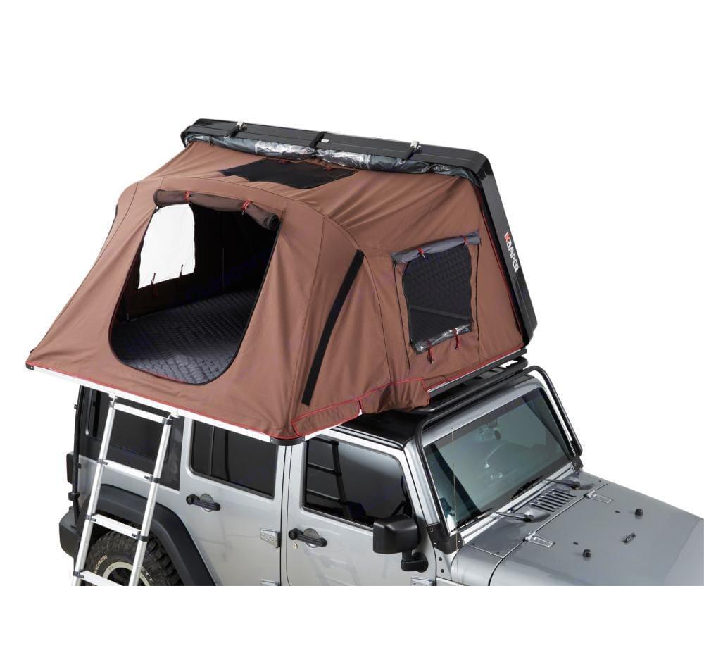 iKamper SkyCamp rooftop tent. Ford Bronco Sport 2021