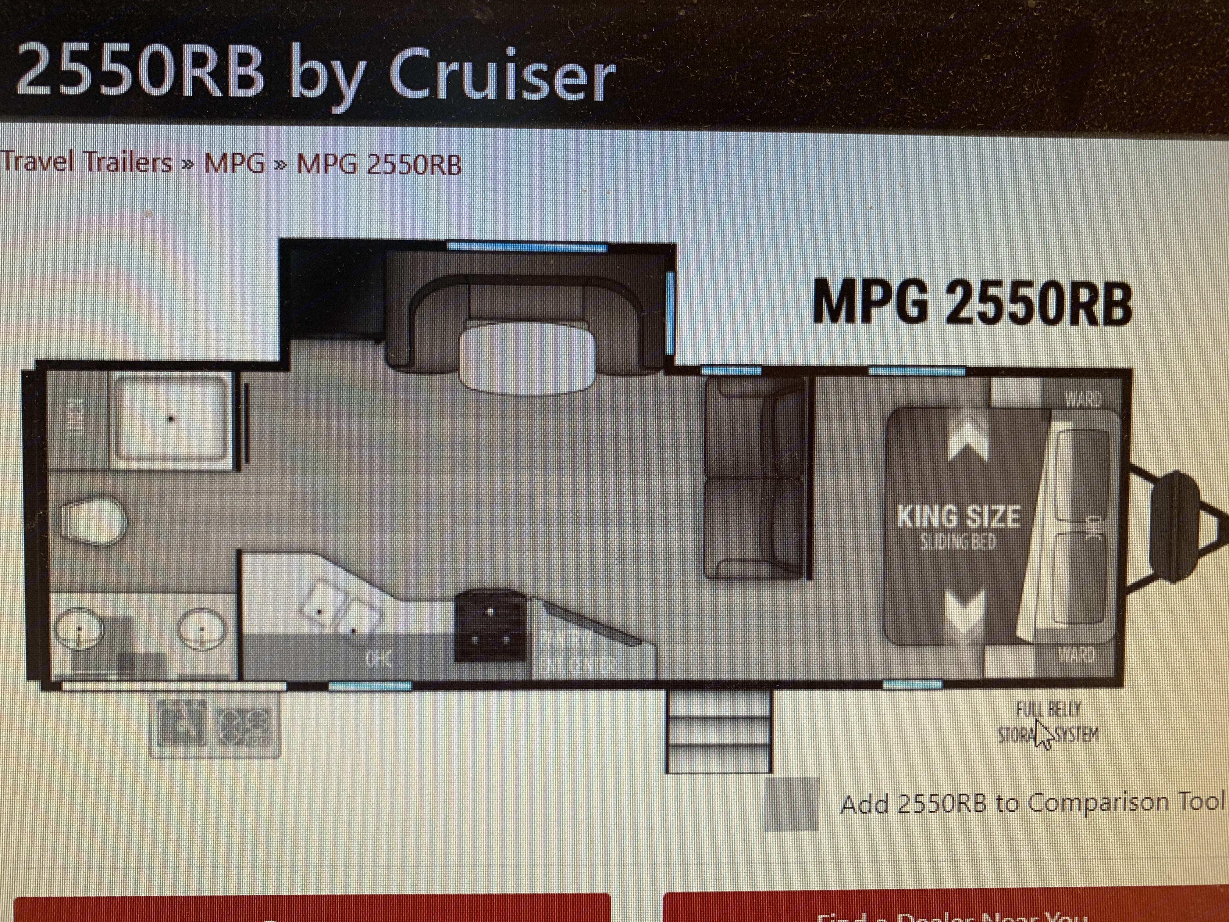 Cruiser Rv Corp Other 2021