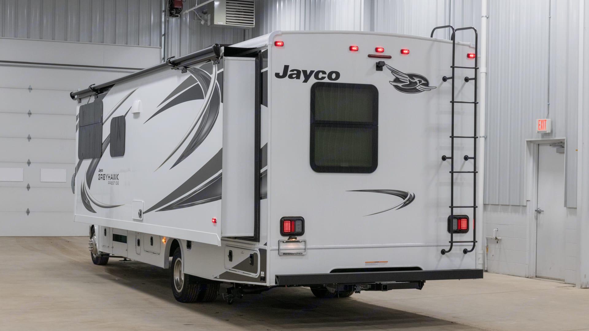 Beautiful 2020 Jayco GreyHawk 30XP Prestige! . Jayco Greyhawk prestige 30XP 2020