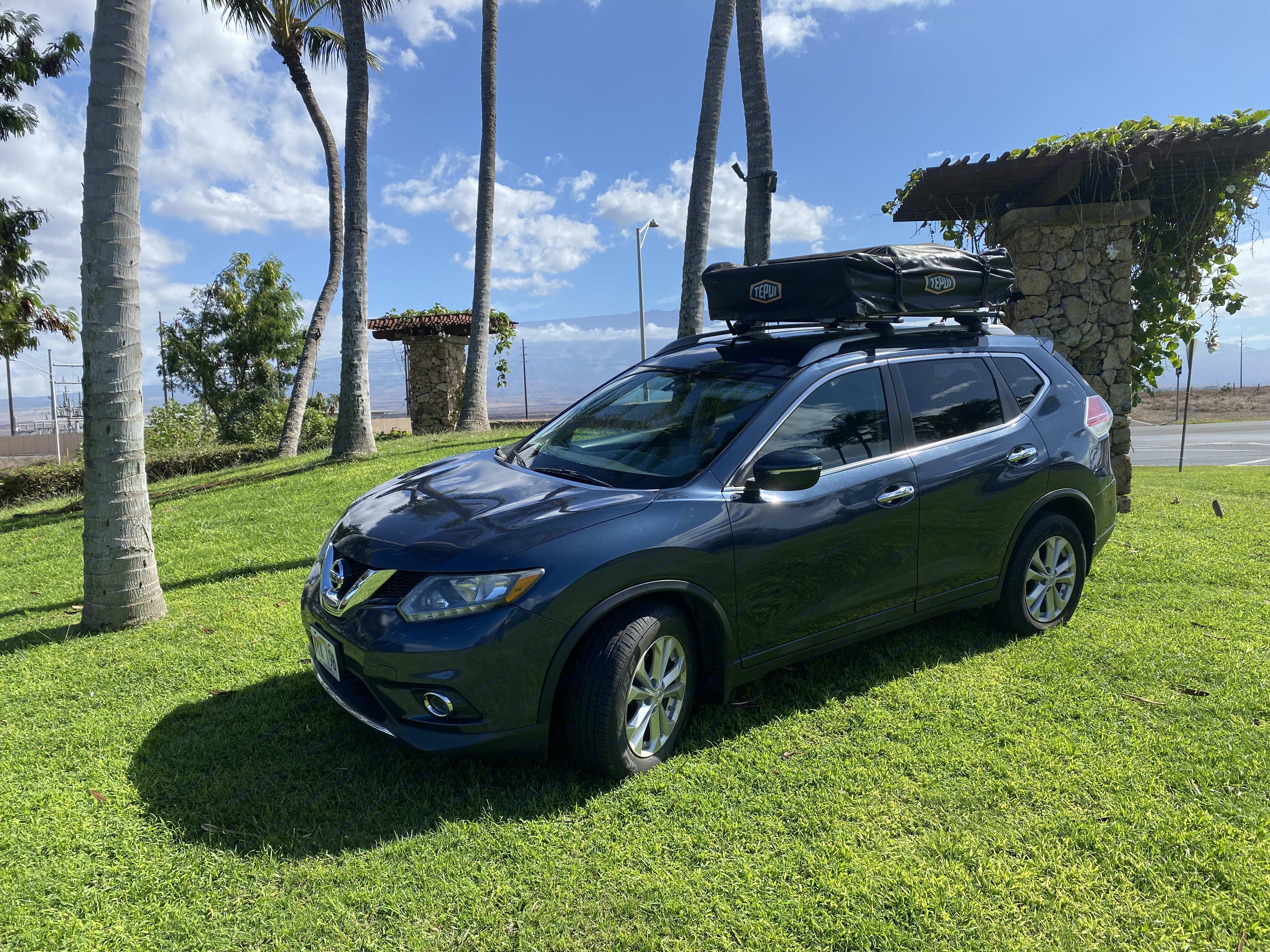 Nissan roque 2015