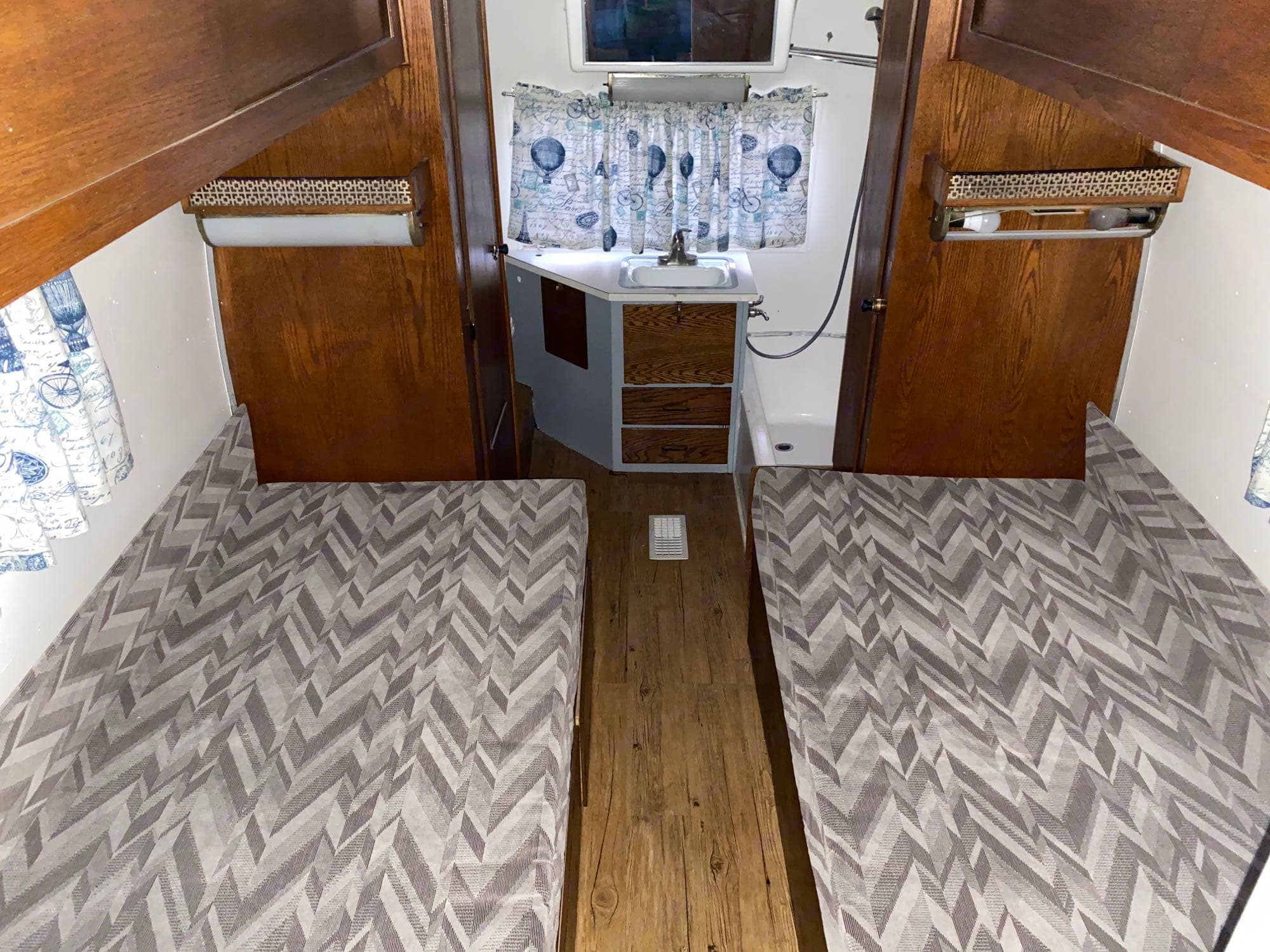 Airstream Overlander 1961