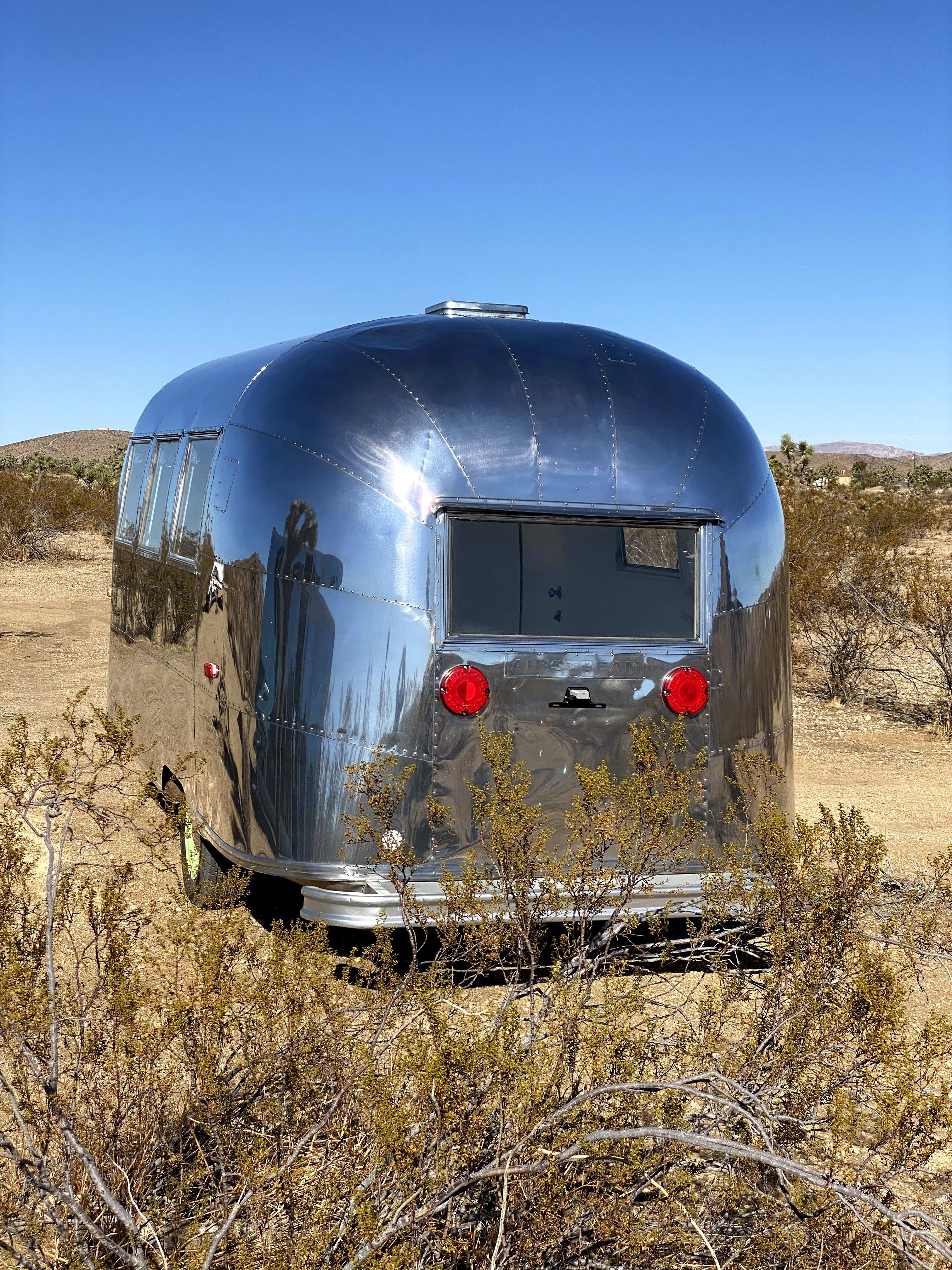 Airstream Globetrotter 1964