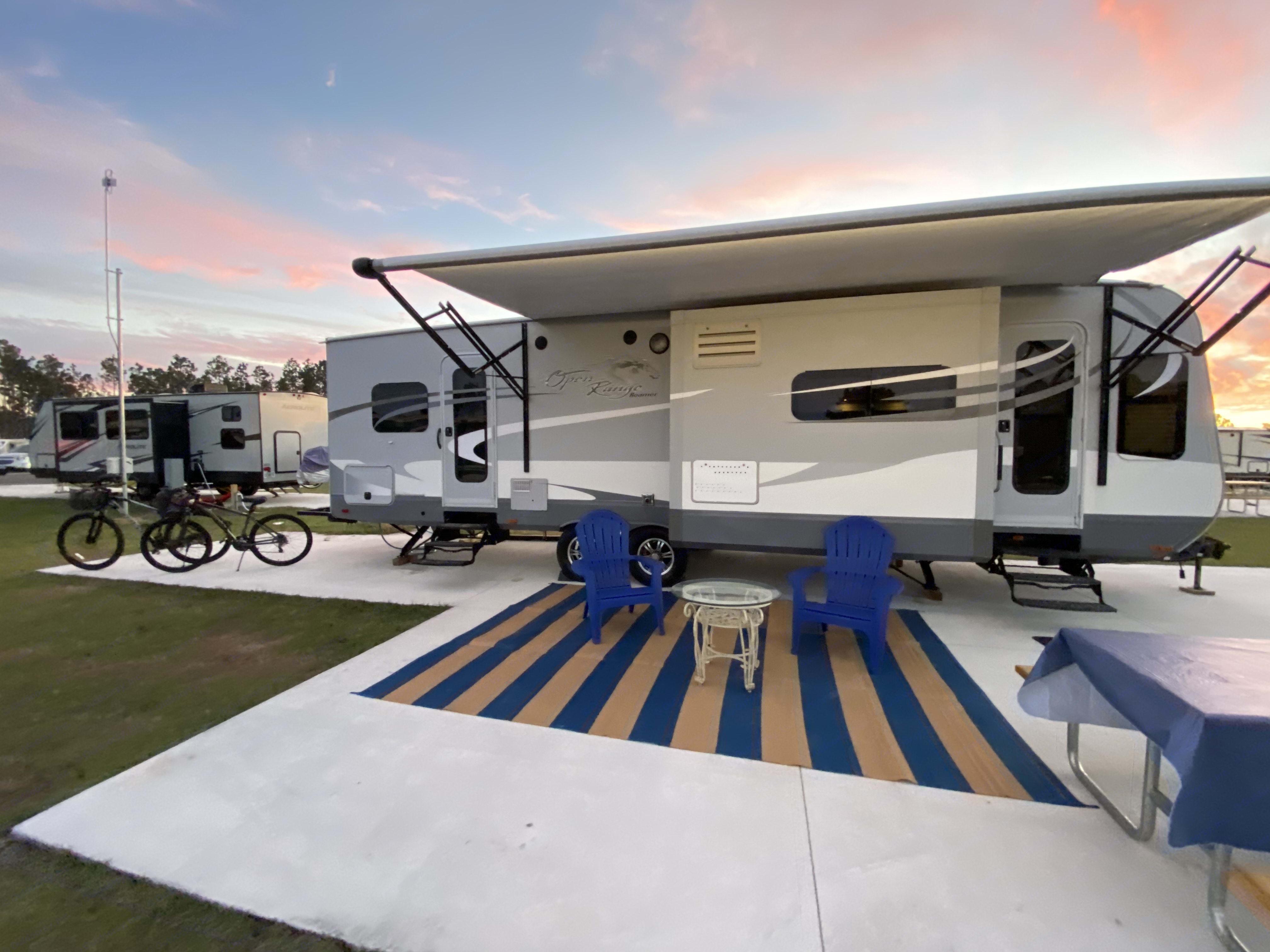 Open Range Roamer 2014