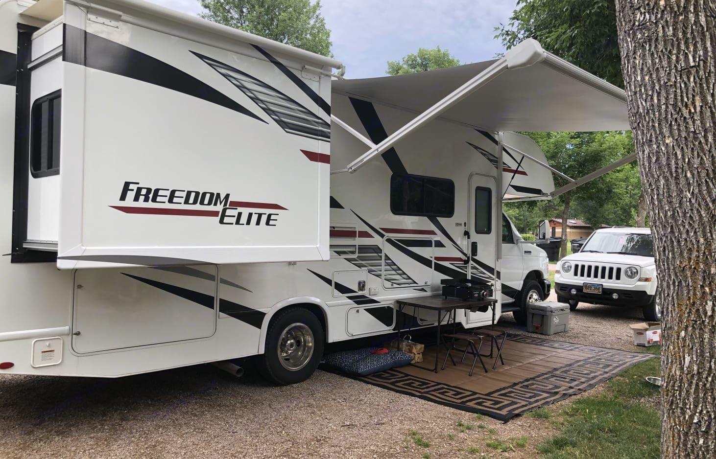 Thor Motor Coach Freedom Elite 2020