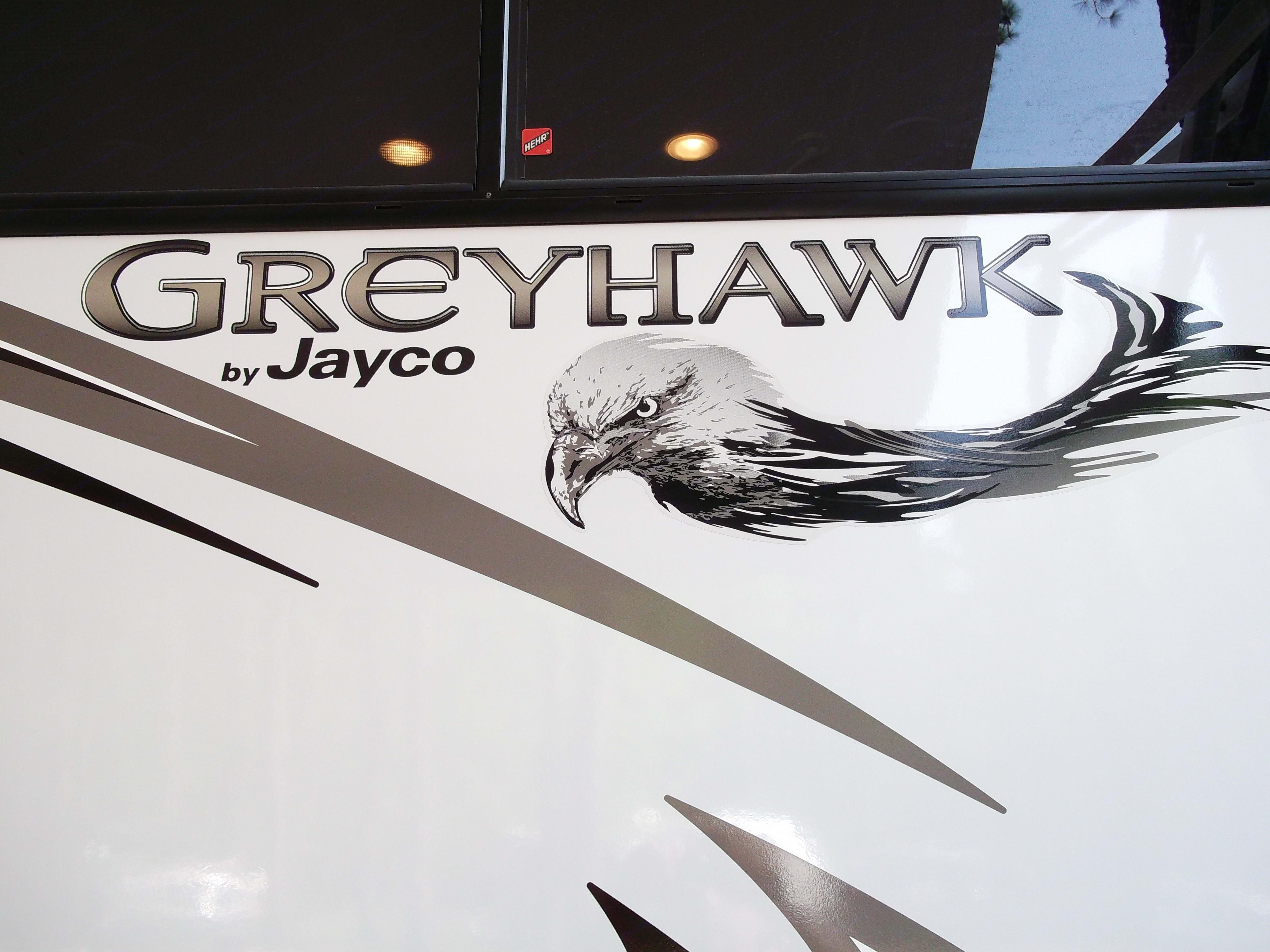 Jayco Greyhawk 31FS 2011