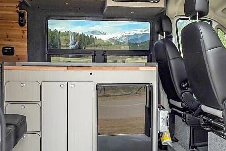 Dodge Promaster- SUMMIT Edition 2019