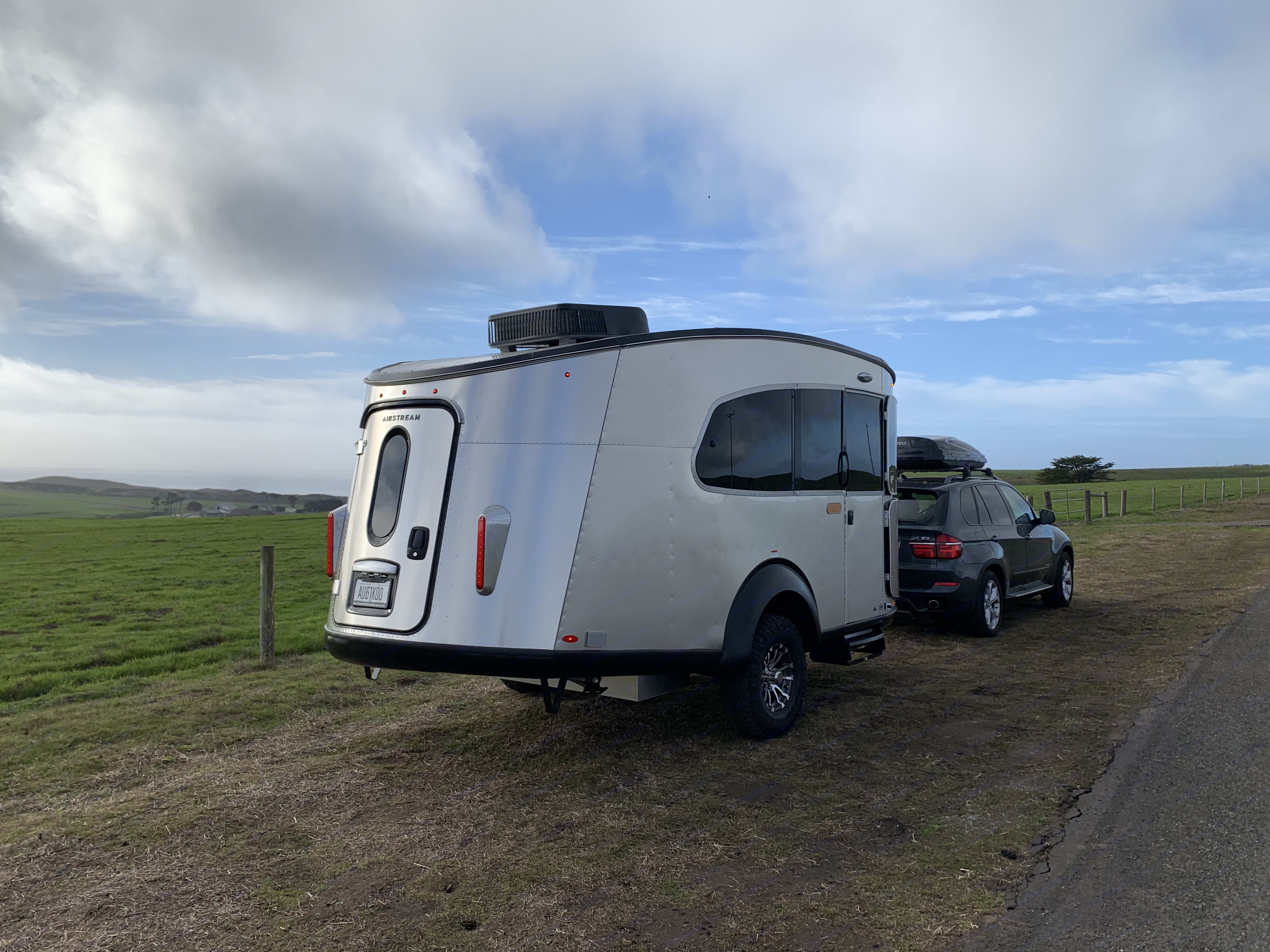 Looking good, right?. Airstream Basecamp 20X 2021