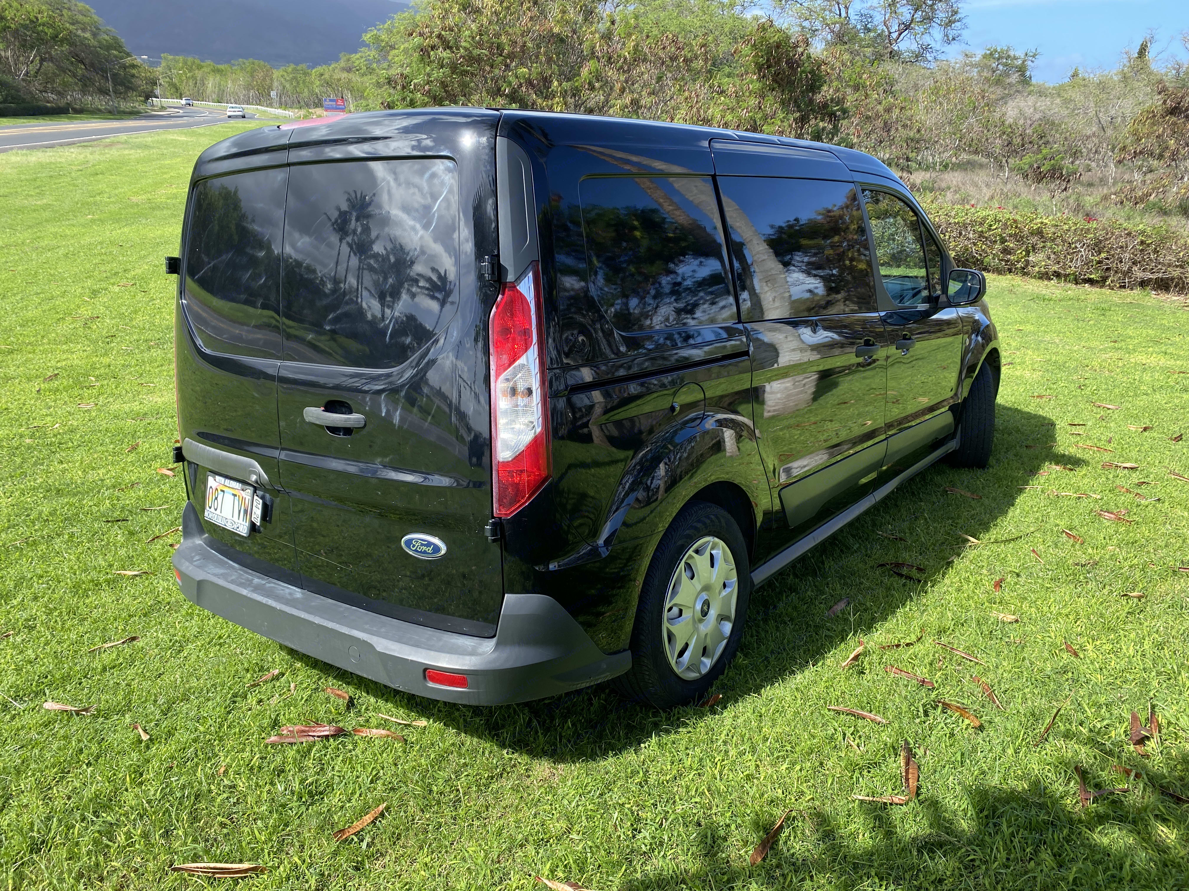 Ford connect camper 2016