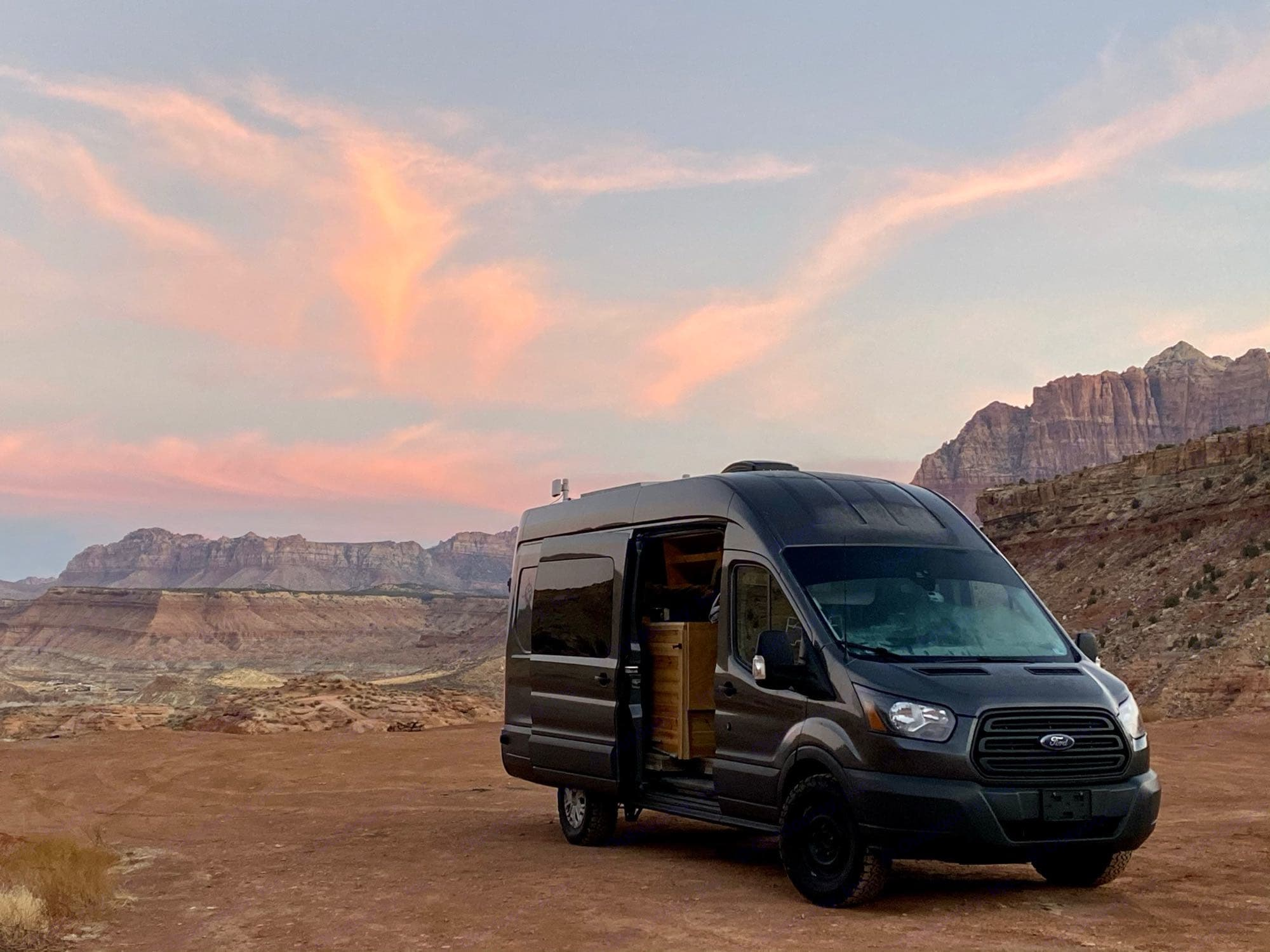 Ford Transit Extended High-Roof 2018