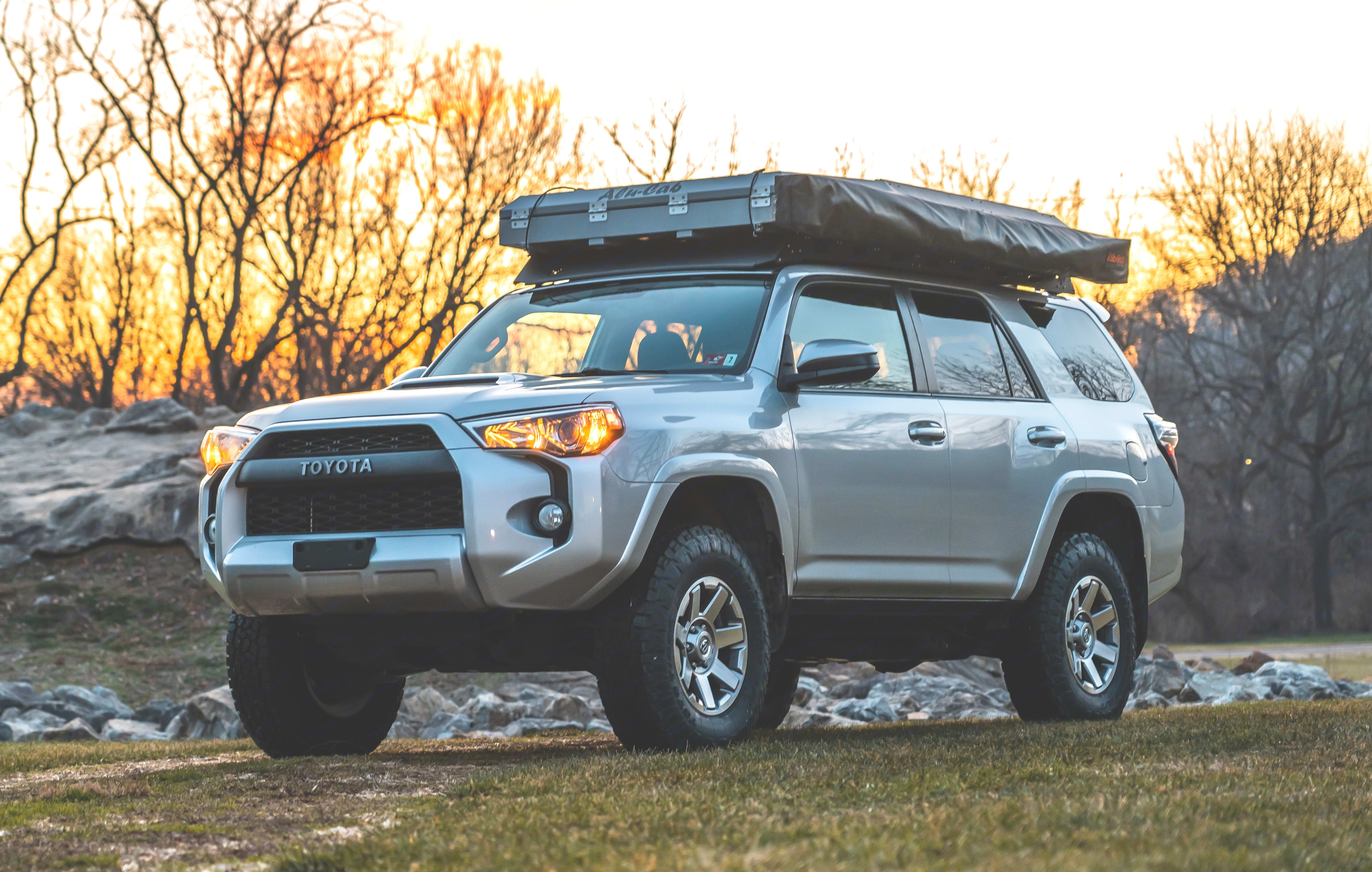 A lot of pre-planning went in to every element of building Seneca. Our primary objectives were ease of use, only necessary equipment and safety.. Toyota 4Runner 2015