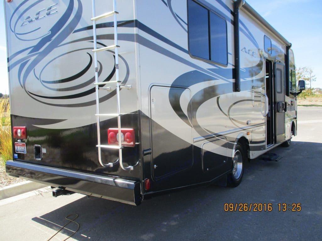 Thor Motor Coach A.C.E 2012