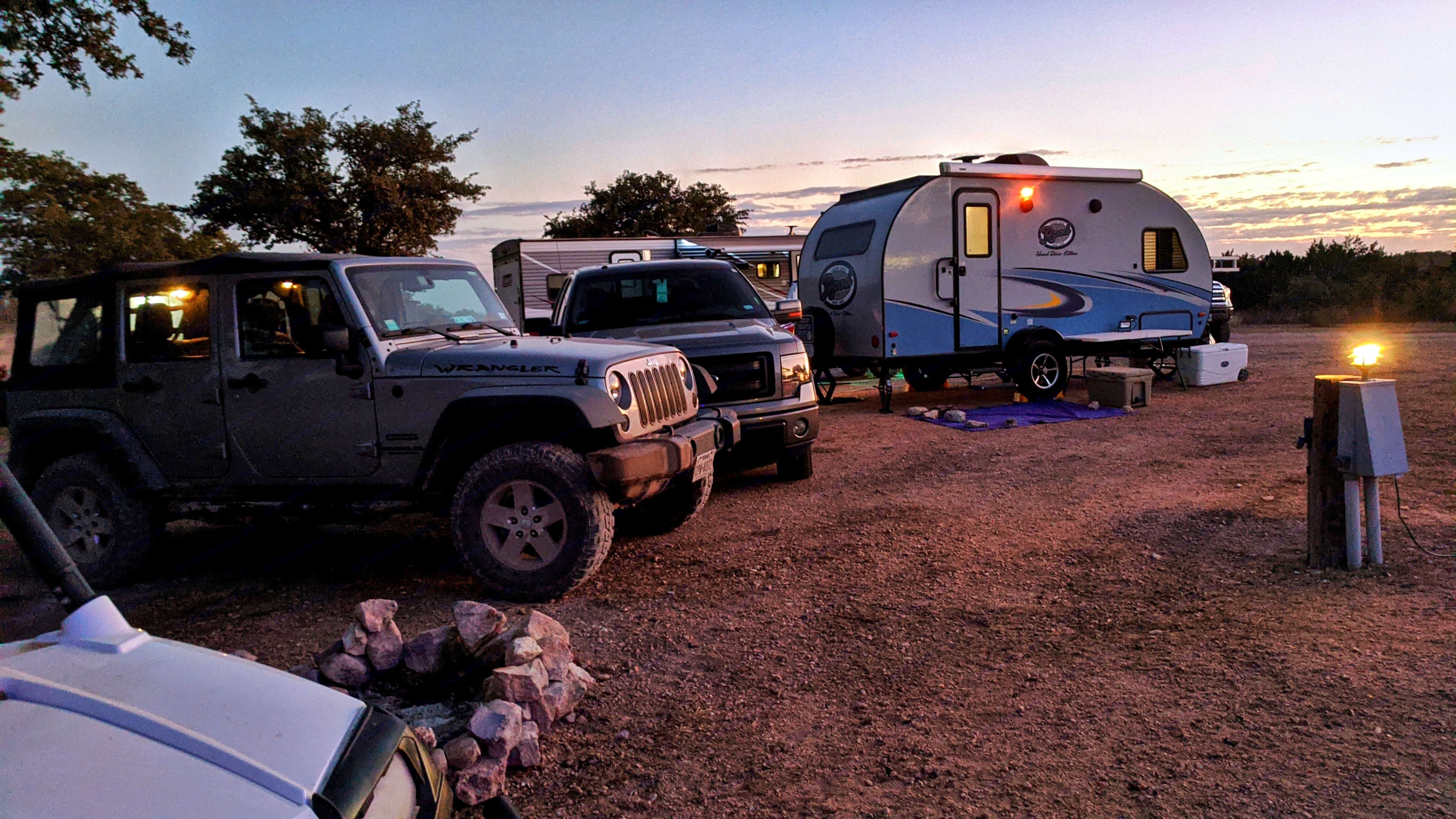 Camping Fun, Sunsets, Campfire, Smores, . Forest River R-Pod 2019