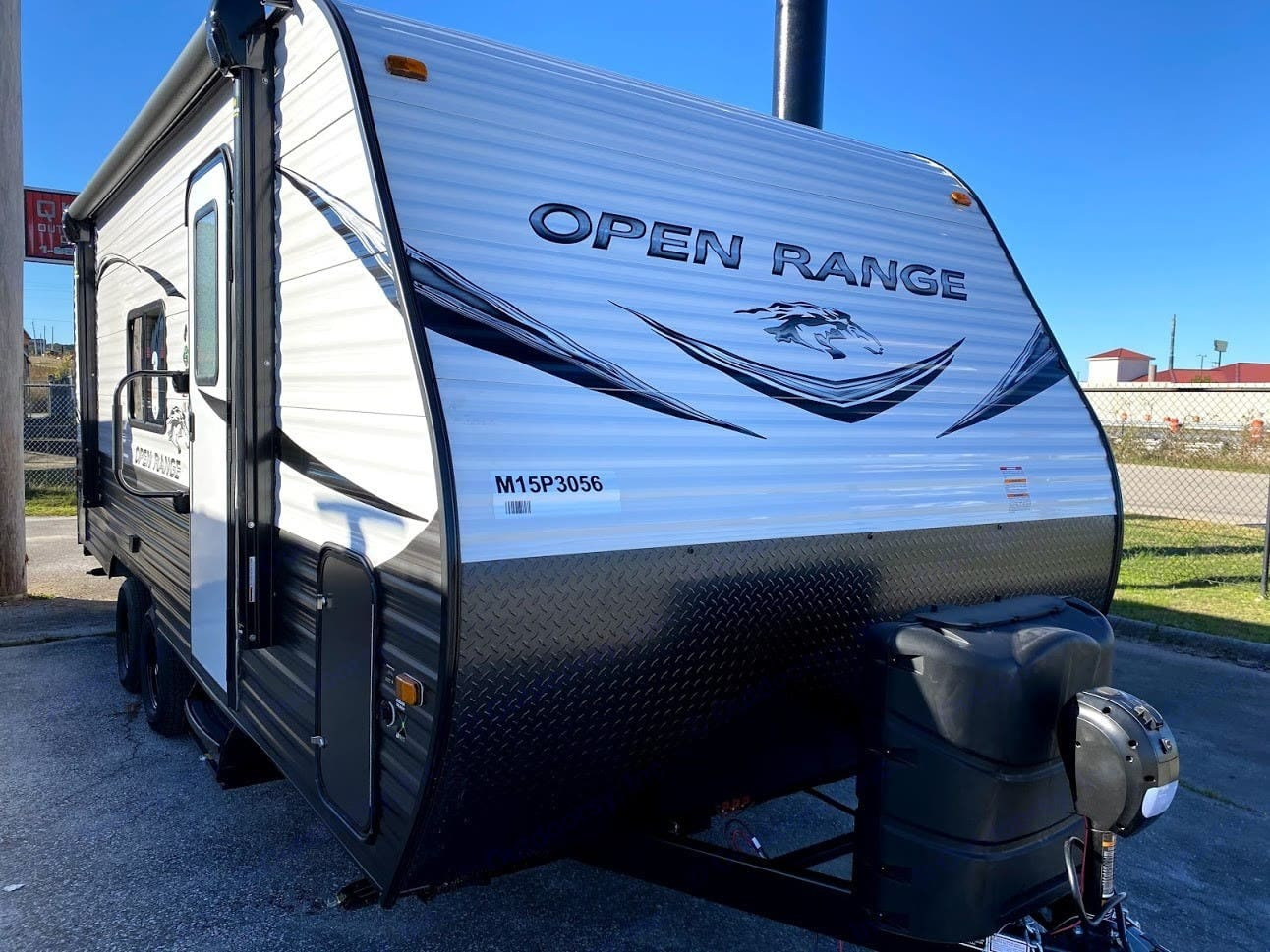 Open Range 20MB 2021