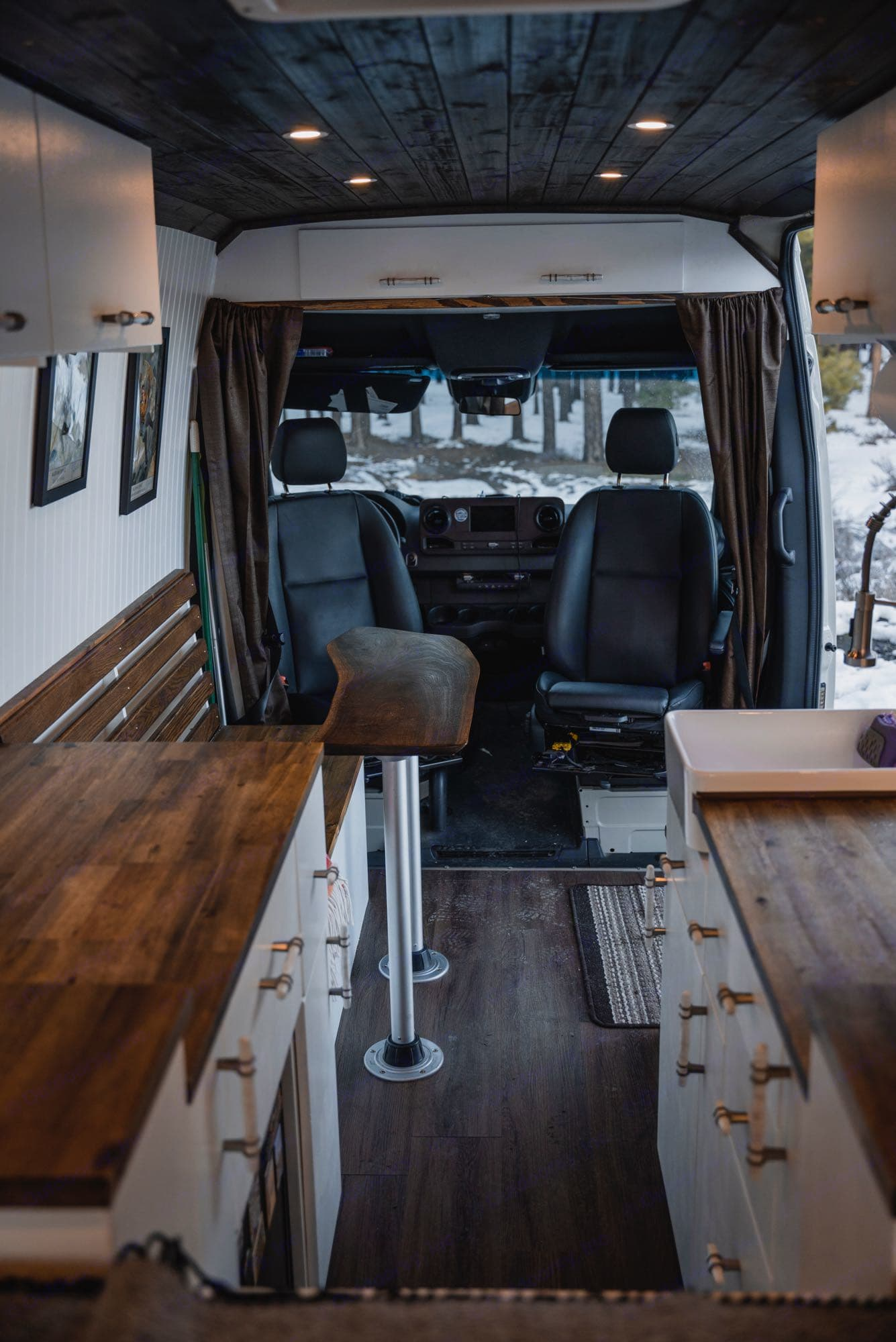 Mercedes-Benz Sprinter 170 LWB High Roof 2019