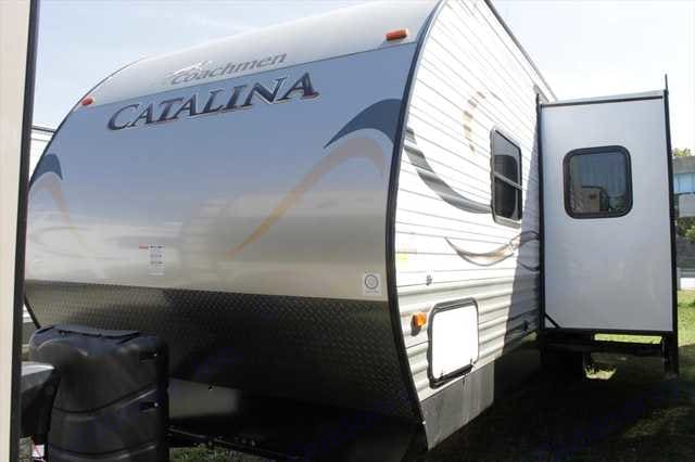 Coachmen Catalina 2014