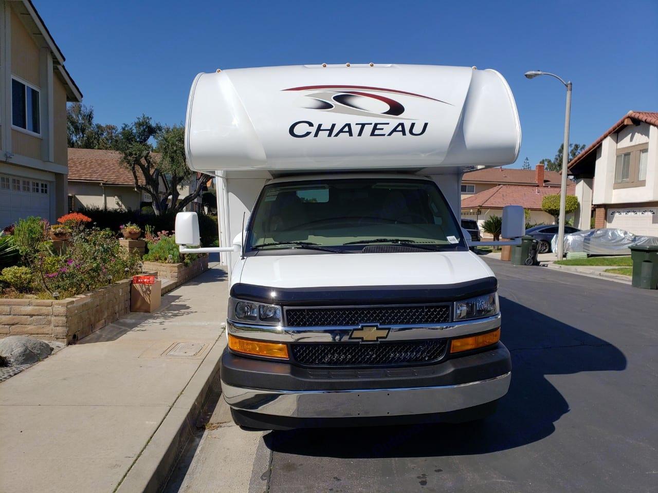 Thor Motor Coach Chateau 2021