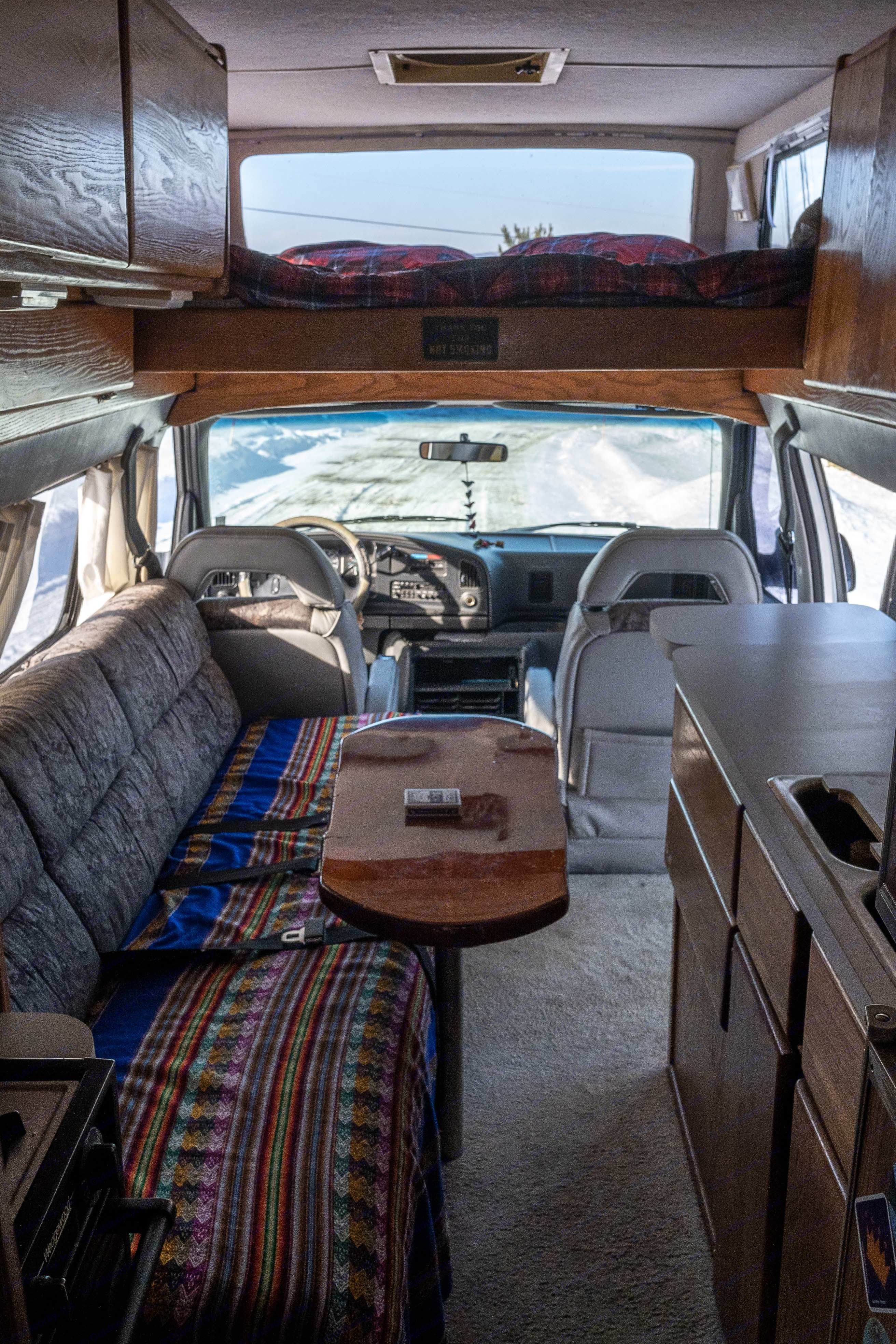 Airstream Overlander 1993