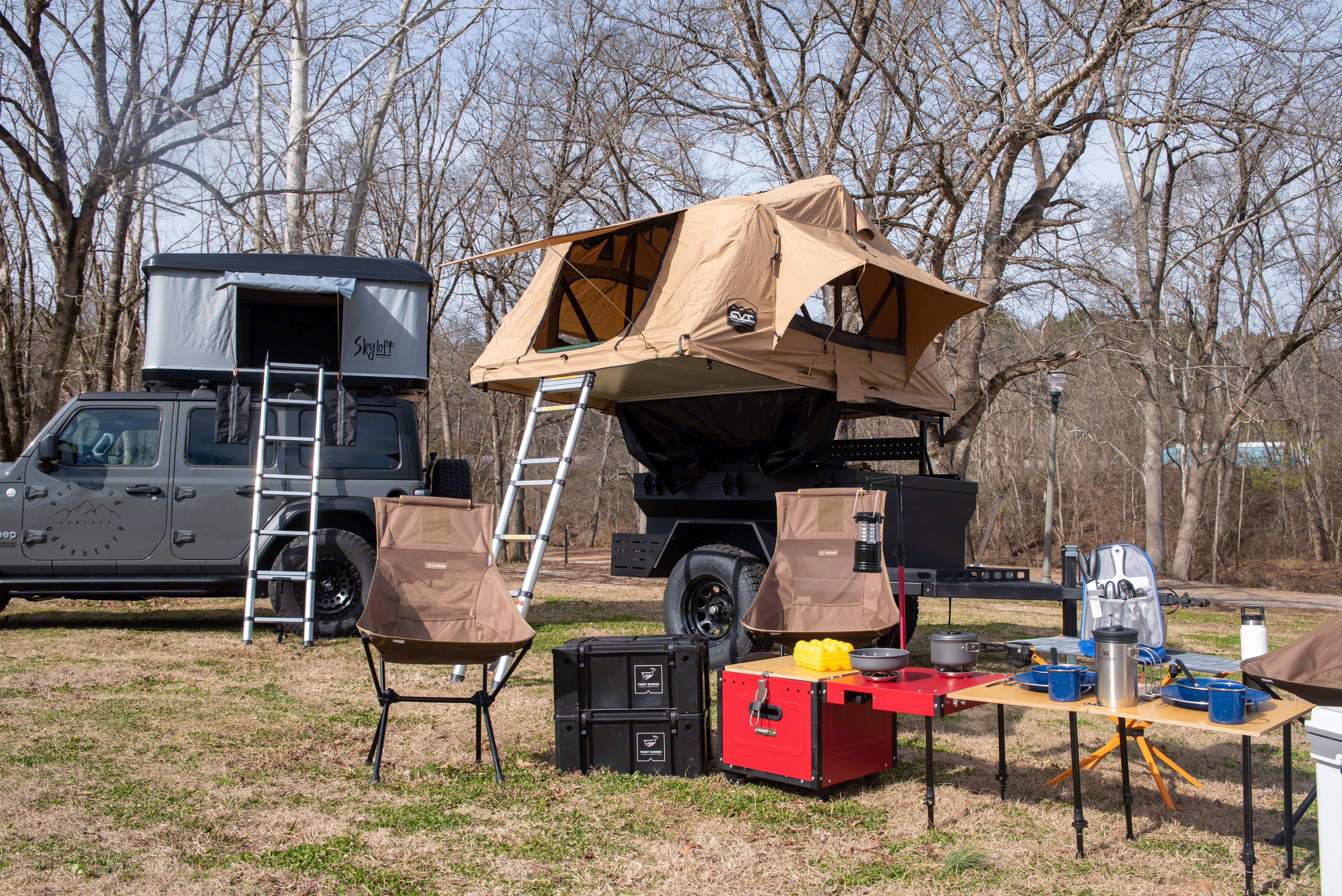 Rustic Mountain Overlanding Patrol XC 2020