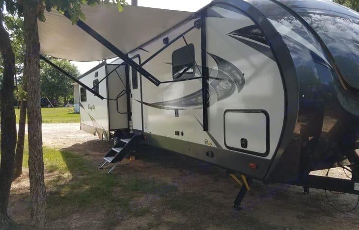 Easy, NO Customer Setup!. Forest River Heritage Glen 2018