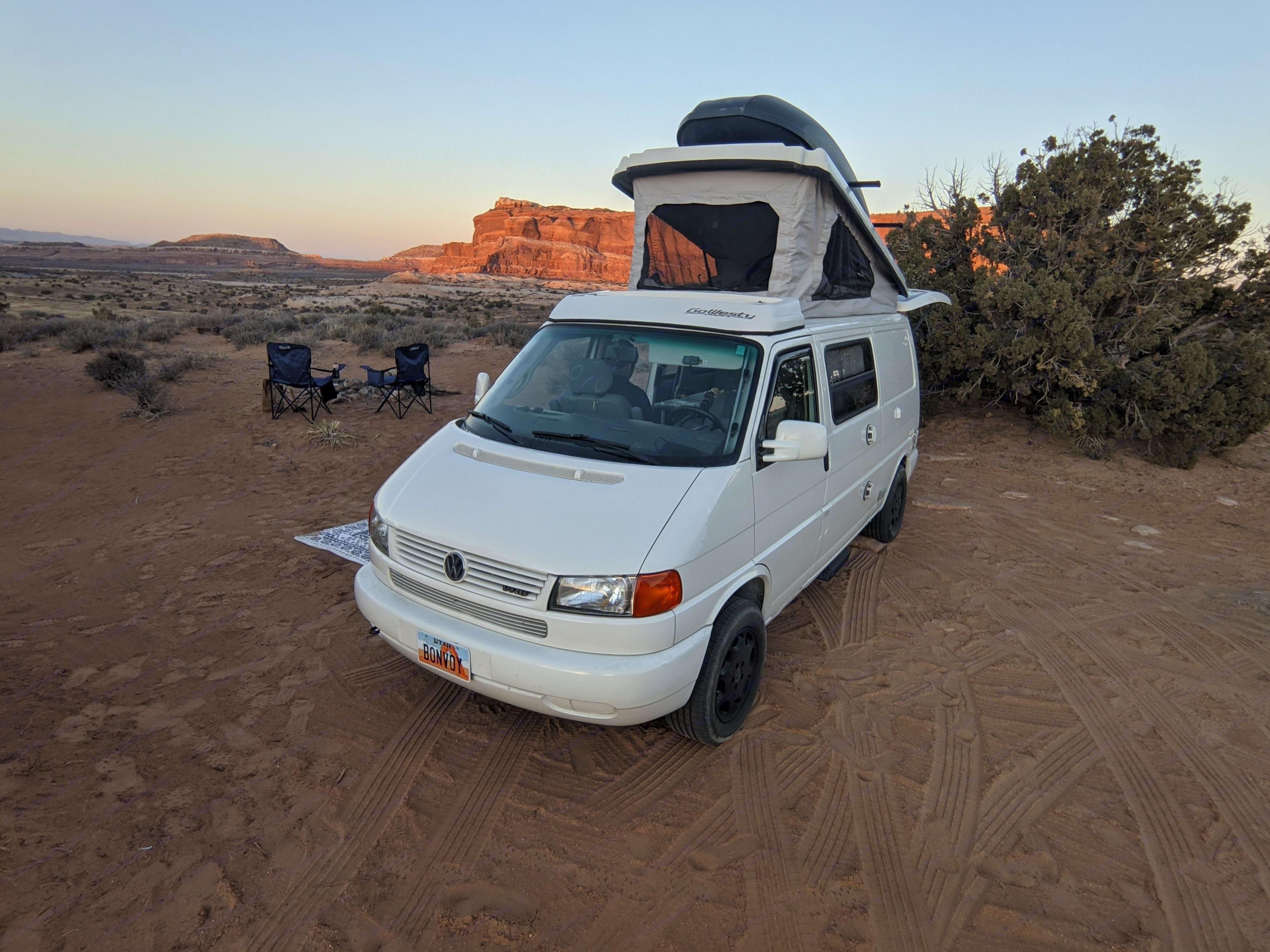 Volkswagen T4 Camper Winnebago 1999