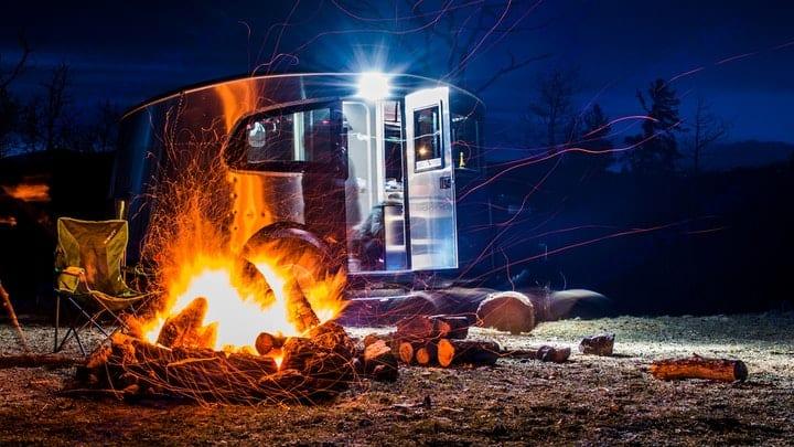 Airstream Base Camp 2019