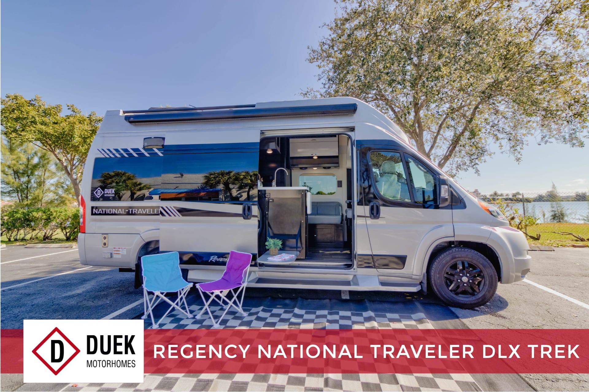 Regency RV National Treveler DLX Trek 2019