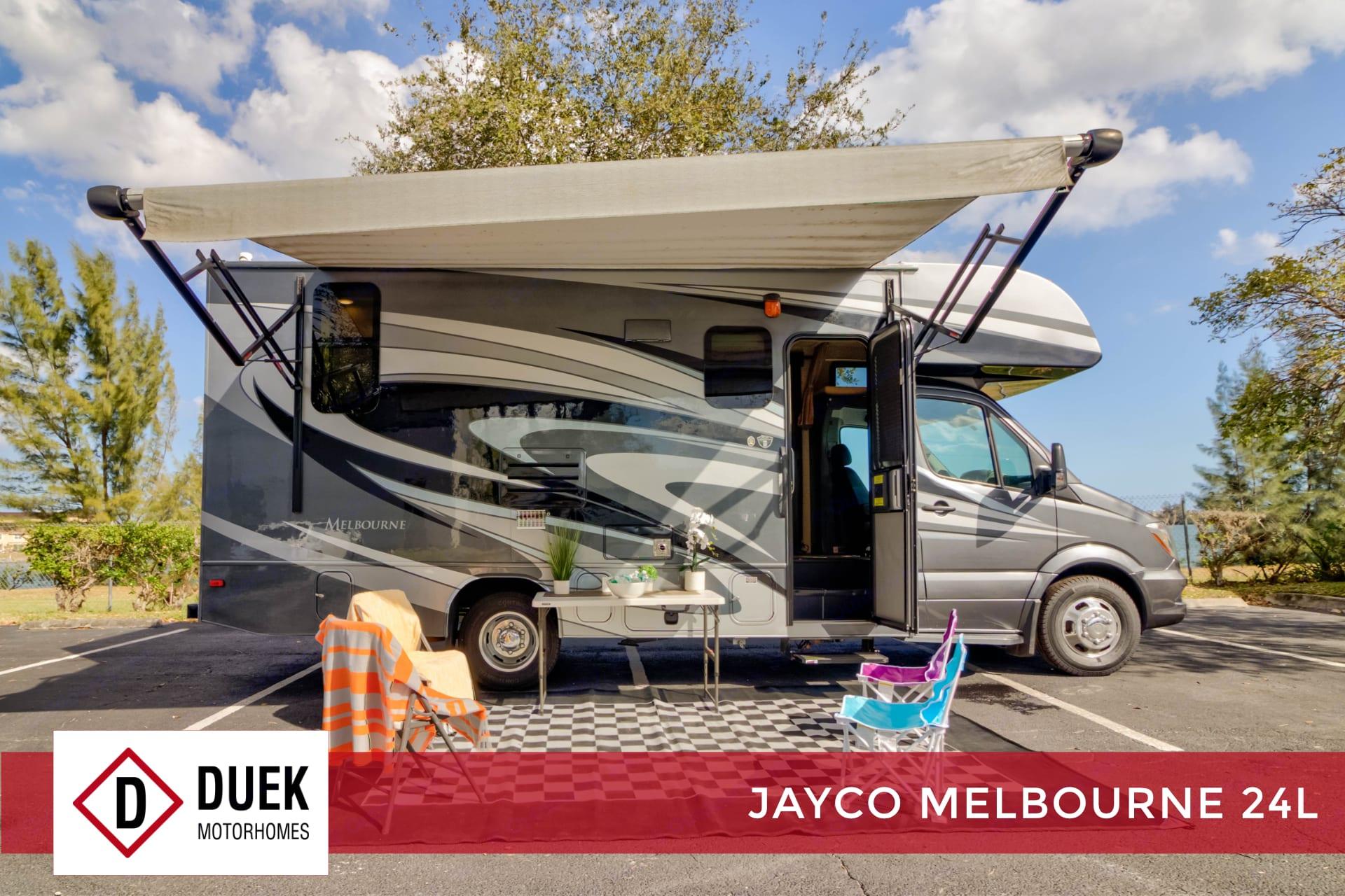 Jayco Melbourne 24L 2018