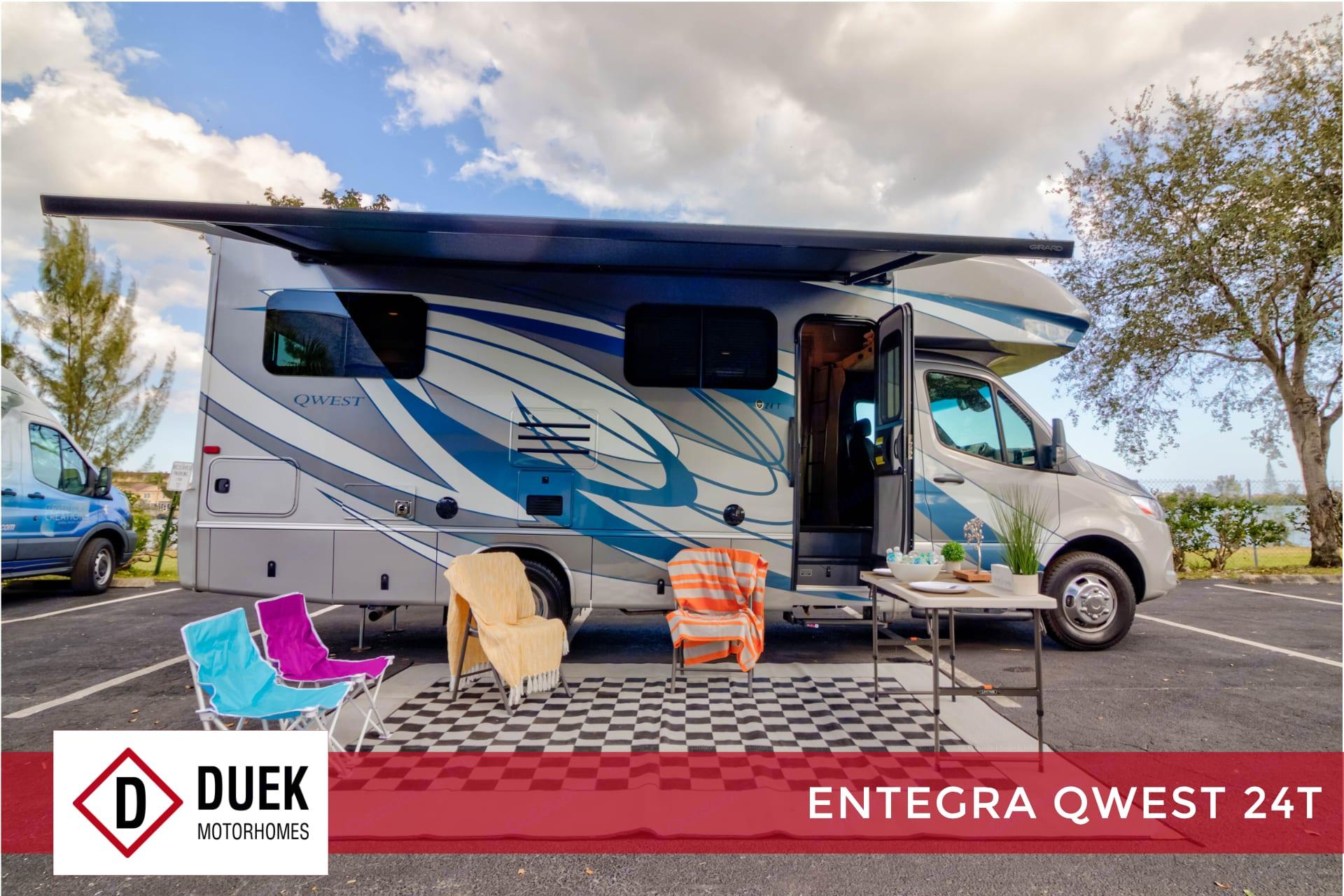Entegra Coach Qwest 24T 2020