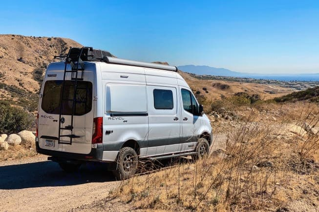 The Revel is an easy to drive, compact RV on a modern Mercedes chassis. Features include: 4wd, AC, Solar, Lithium, 2000w Inverter & more . Winnebago Revel 2021