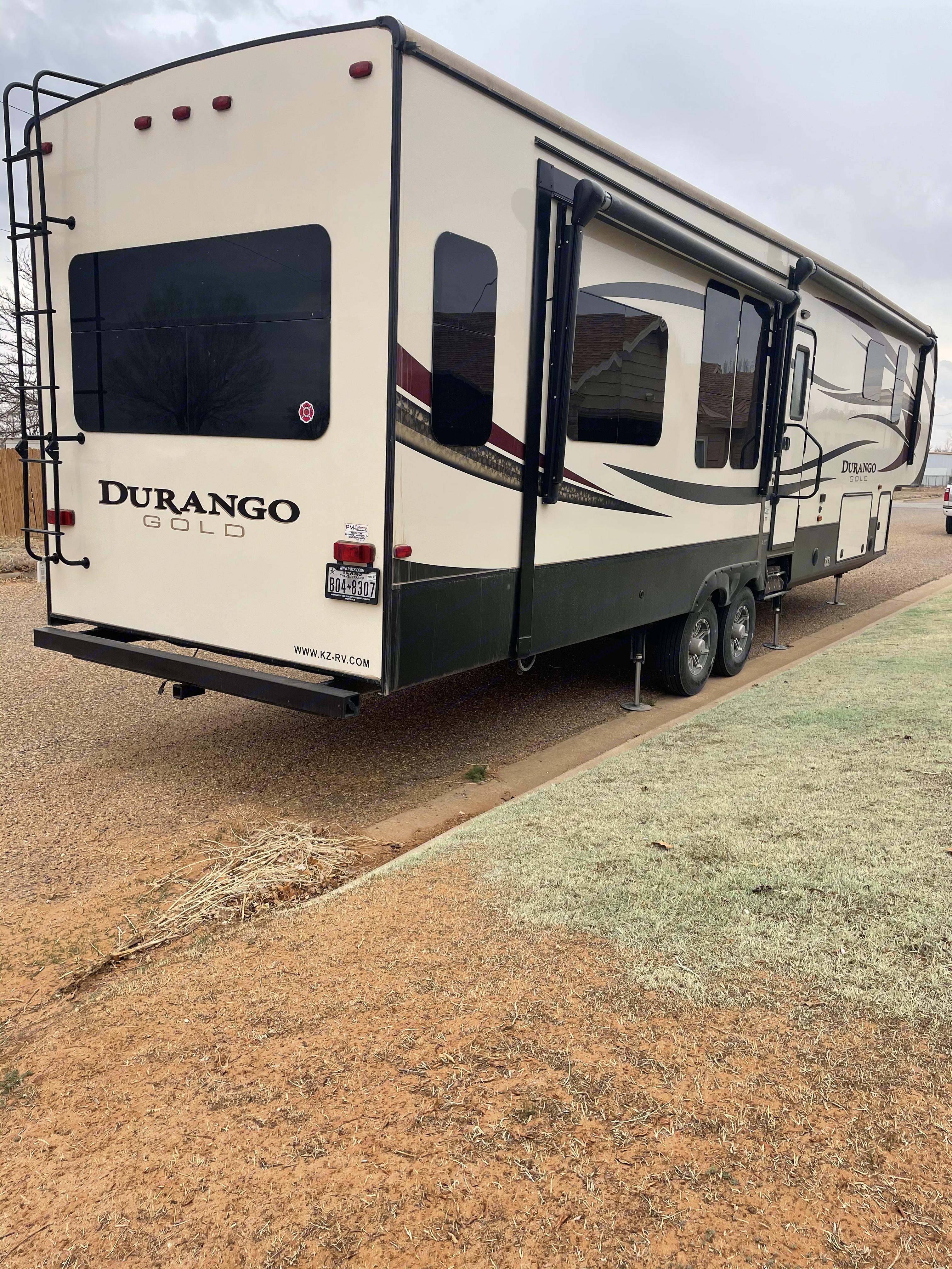 KZ Recreational Vehicles Durango 2015