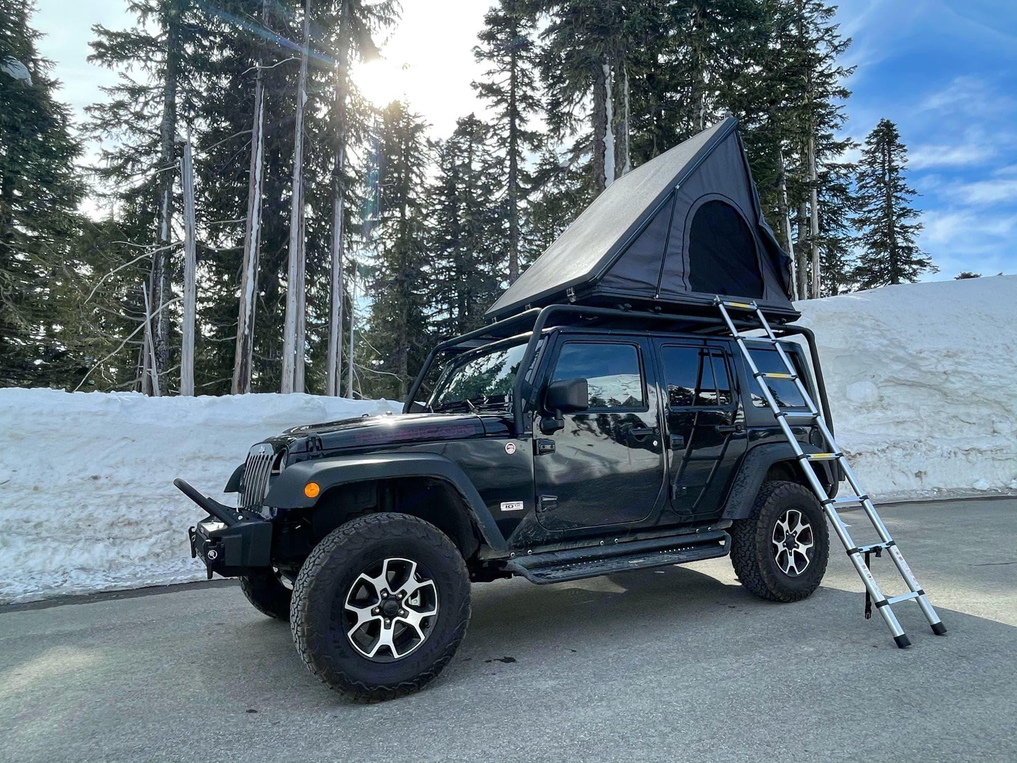 Jeep Wrangler Unlimited Rubicon 2013