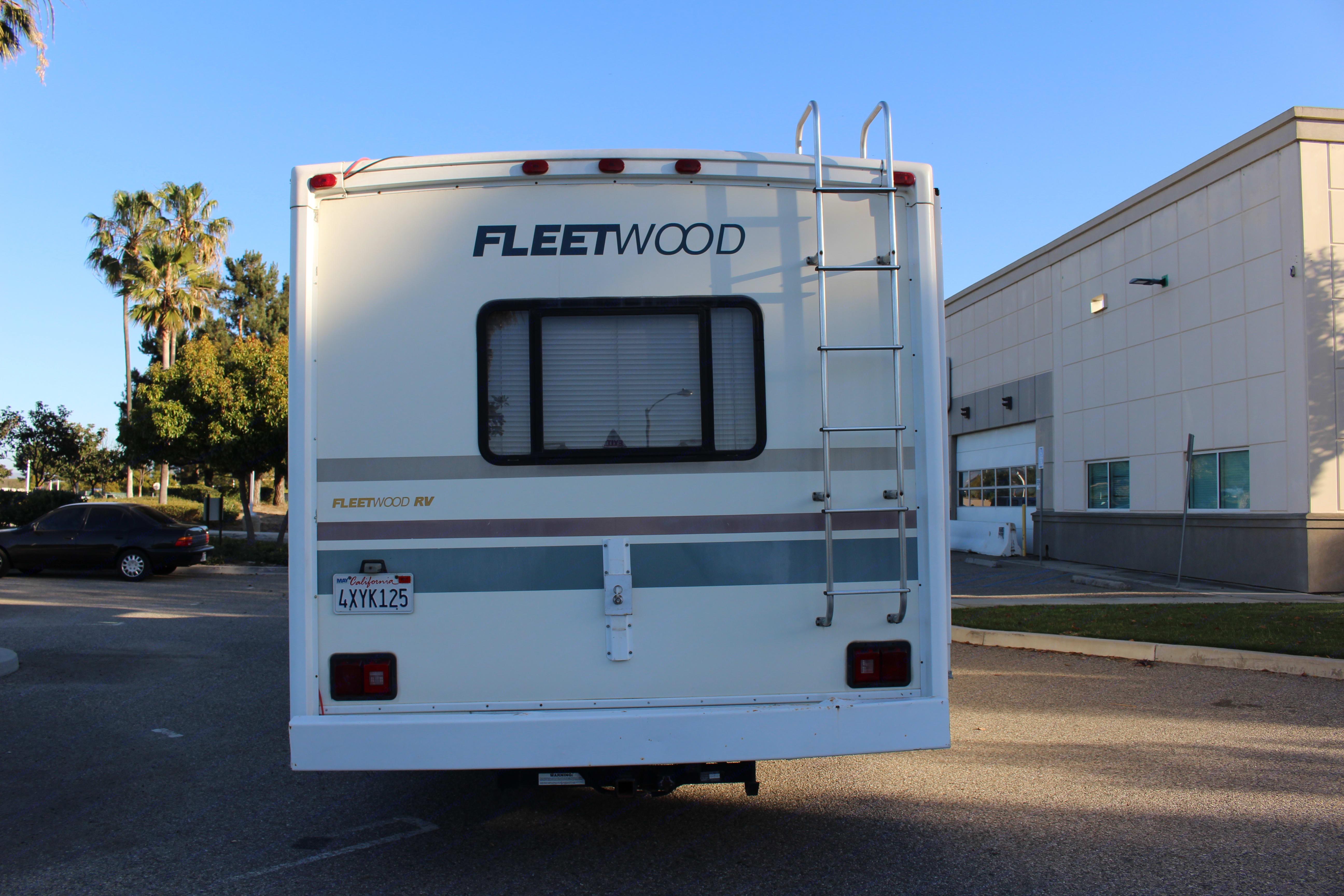 Fleetwood Tioga 2001