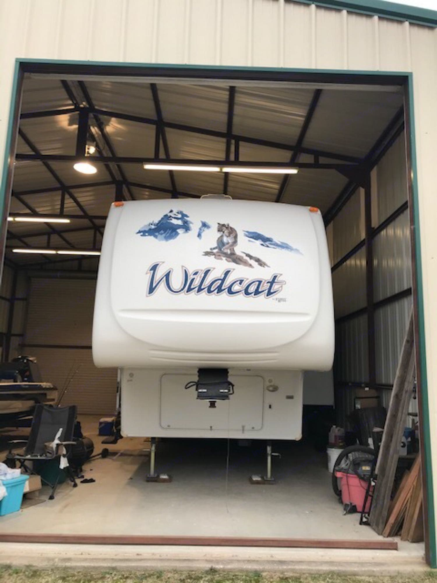 Forest River Wildcat 2008