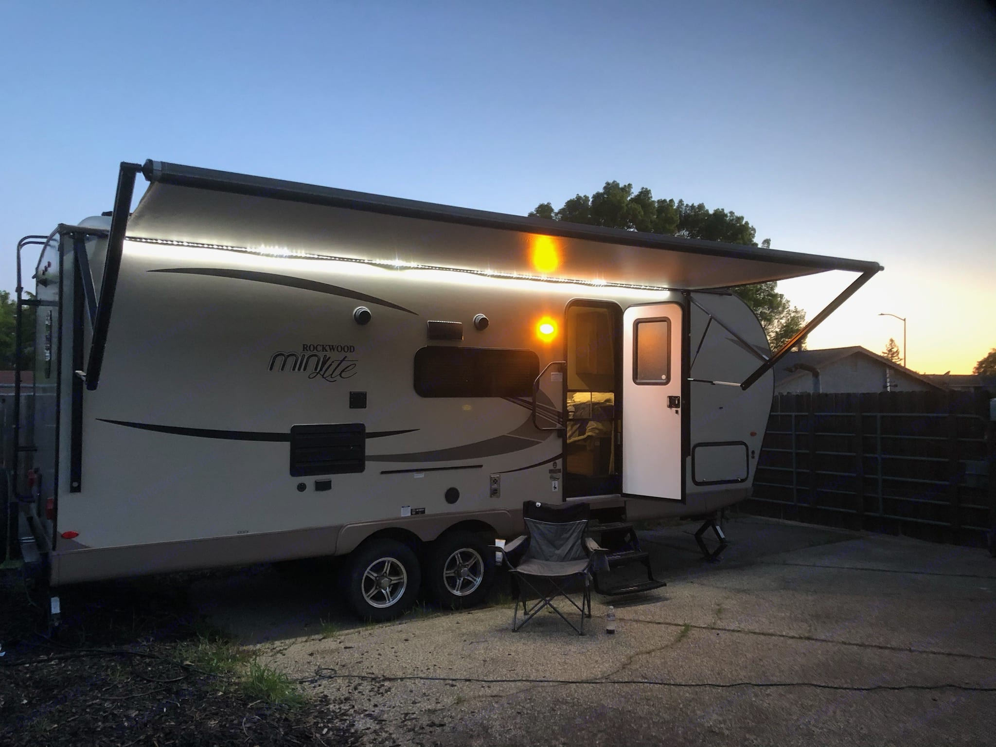 Forest River Rockwood Mini Lite 2018