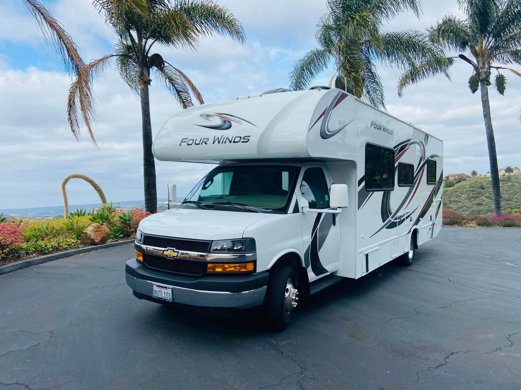 Meet Ocean Breeze the home of your next exciting getaway. Thor Motor Coach Four Winds 2021