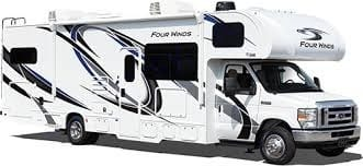 Something for Everyone. Thor Motor Coach Four Winds 2021