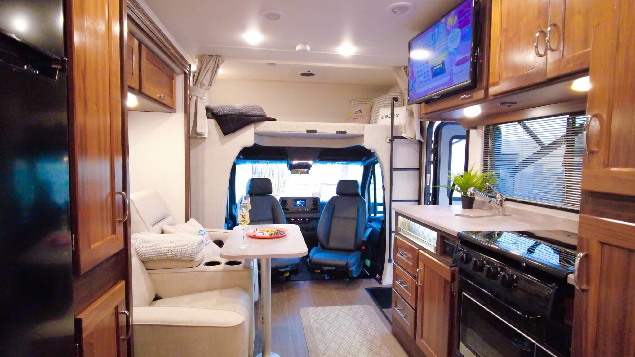 Winnebago Mercedes Sprinter 2020