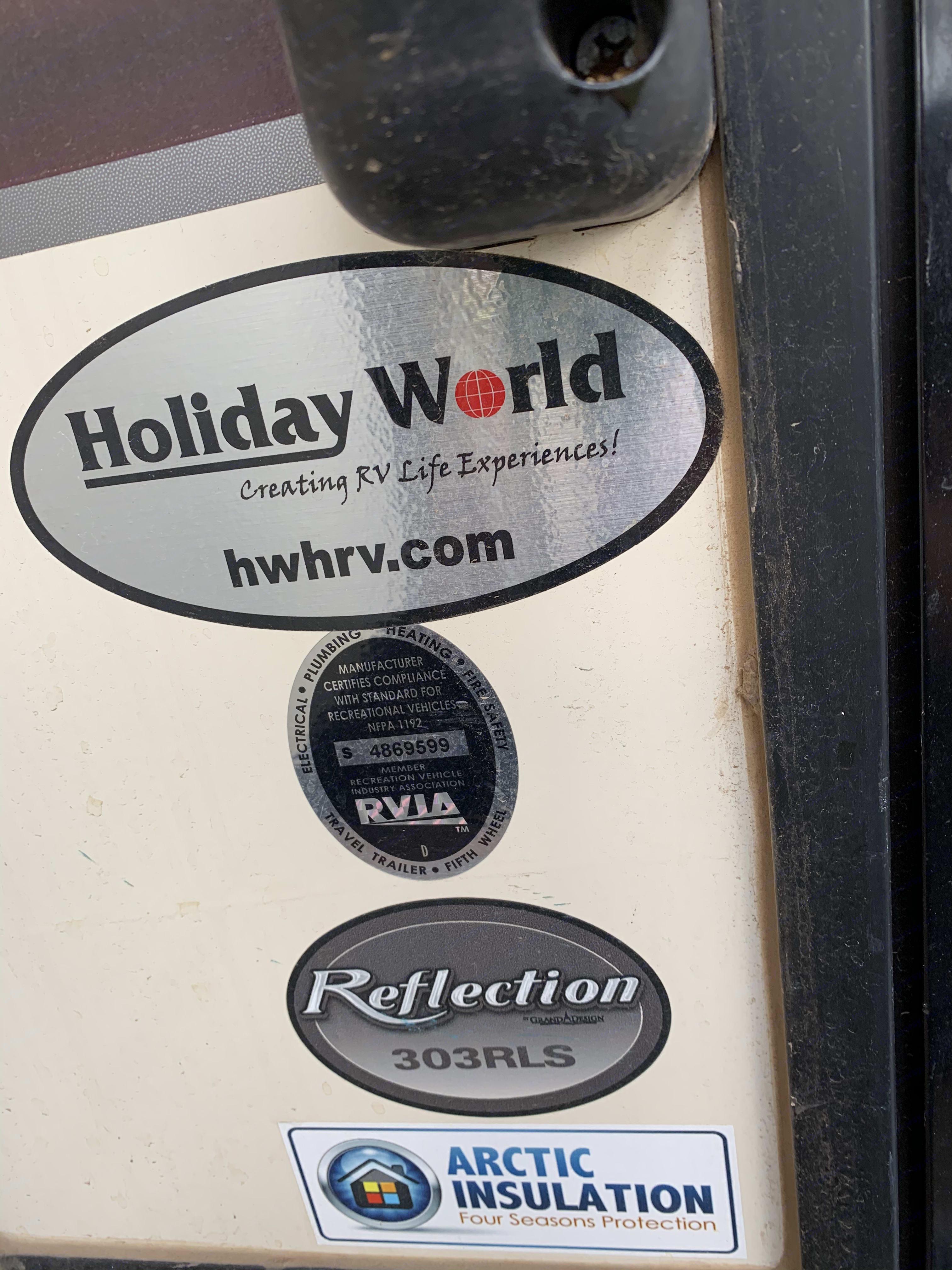 Grand Design Reflection 2018