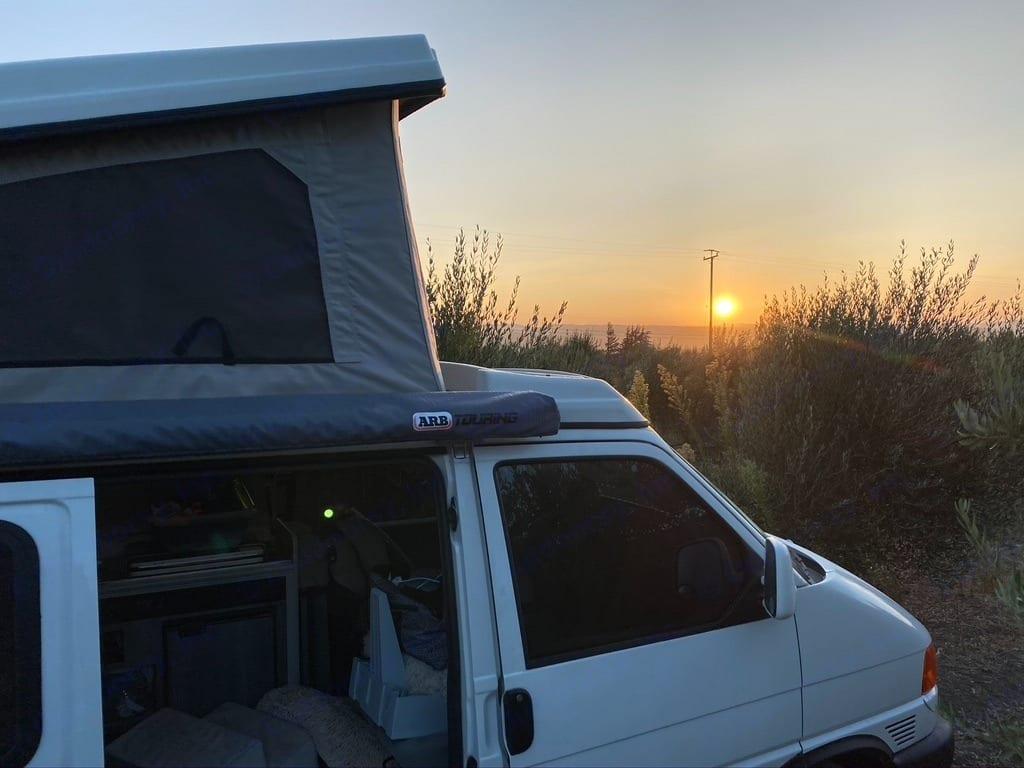 VW Eurovan Camper Winnebego 2001